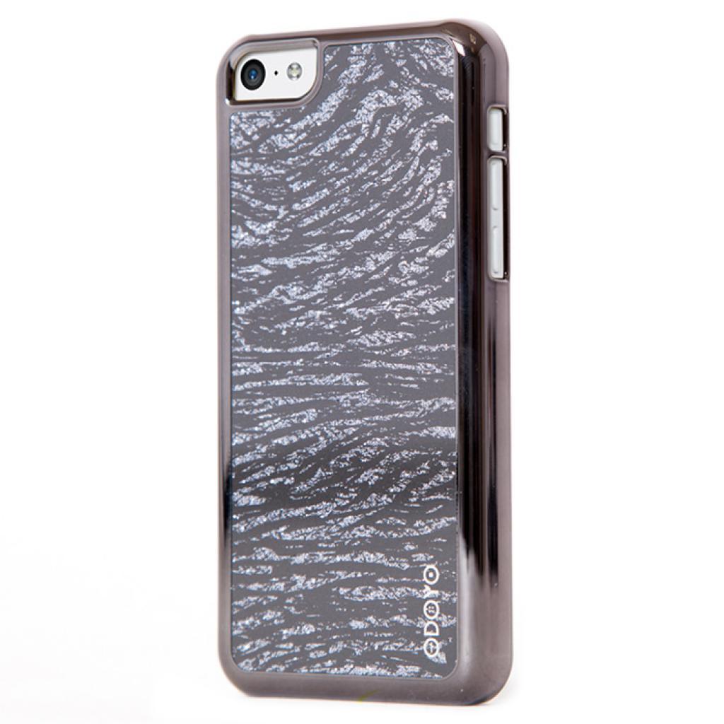 Чехол для моб. телефона ODOYO iPhone 5C /GLAMOUR /SPARKLE'IN ZEBRA (PH381ZA) изображение 2