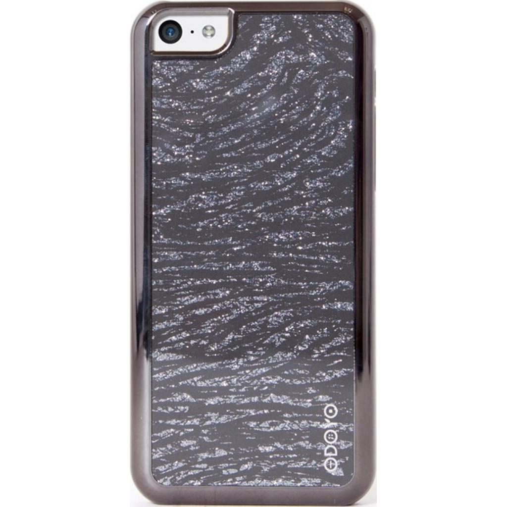 Чехол для моб. телефона ODOYO iPhone 5C /GLAMOUR /SPARKLE'IN ZEBRA (PH381ZA)