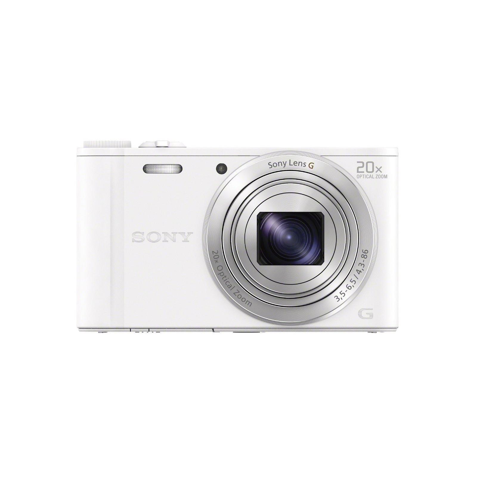 Цифровой фотоаппарат SONY Cyber-Shot WX350 White (DSCWX350W.RU3) изображение 2