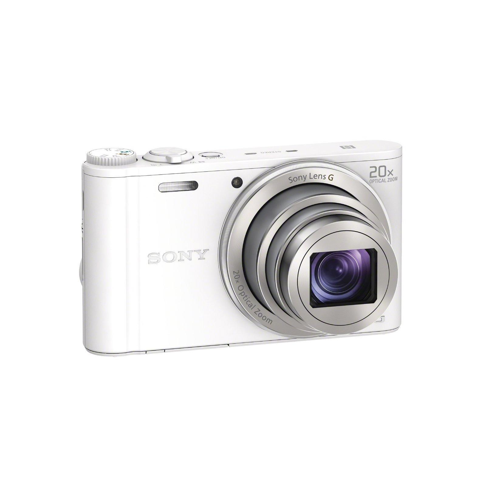 Цифровой фотоаппарат SONY Cyber-Shot WX350 White (DSCWX350W.RU3) изображение 3