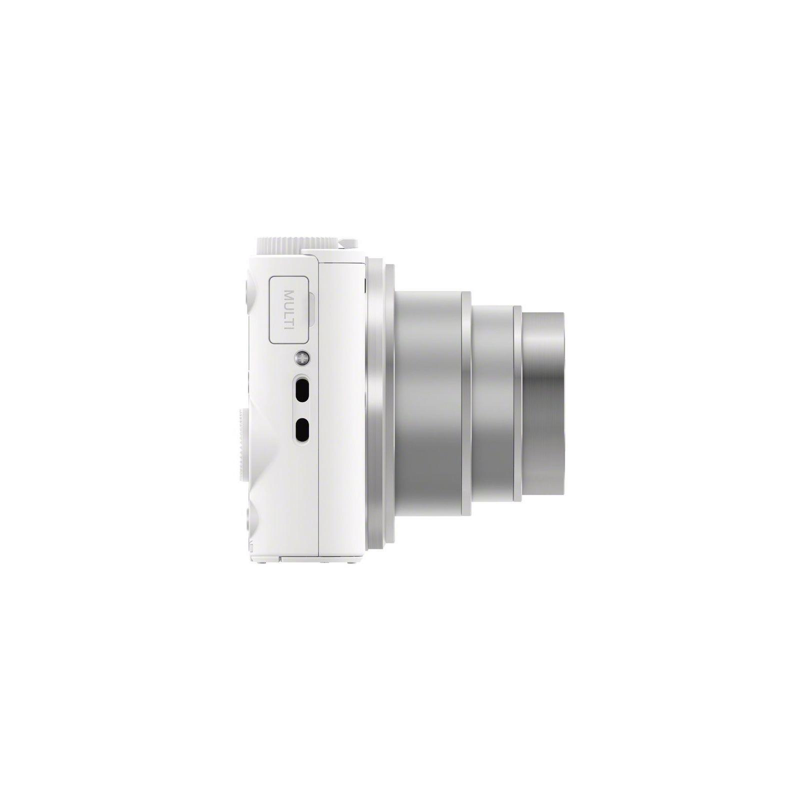 Цифровой фотоаппарат SONY Cyber-Shot WX350 White (DSCWX350W.RU3) изображение 5
