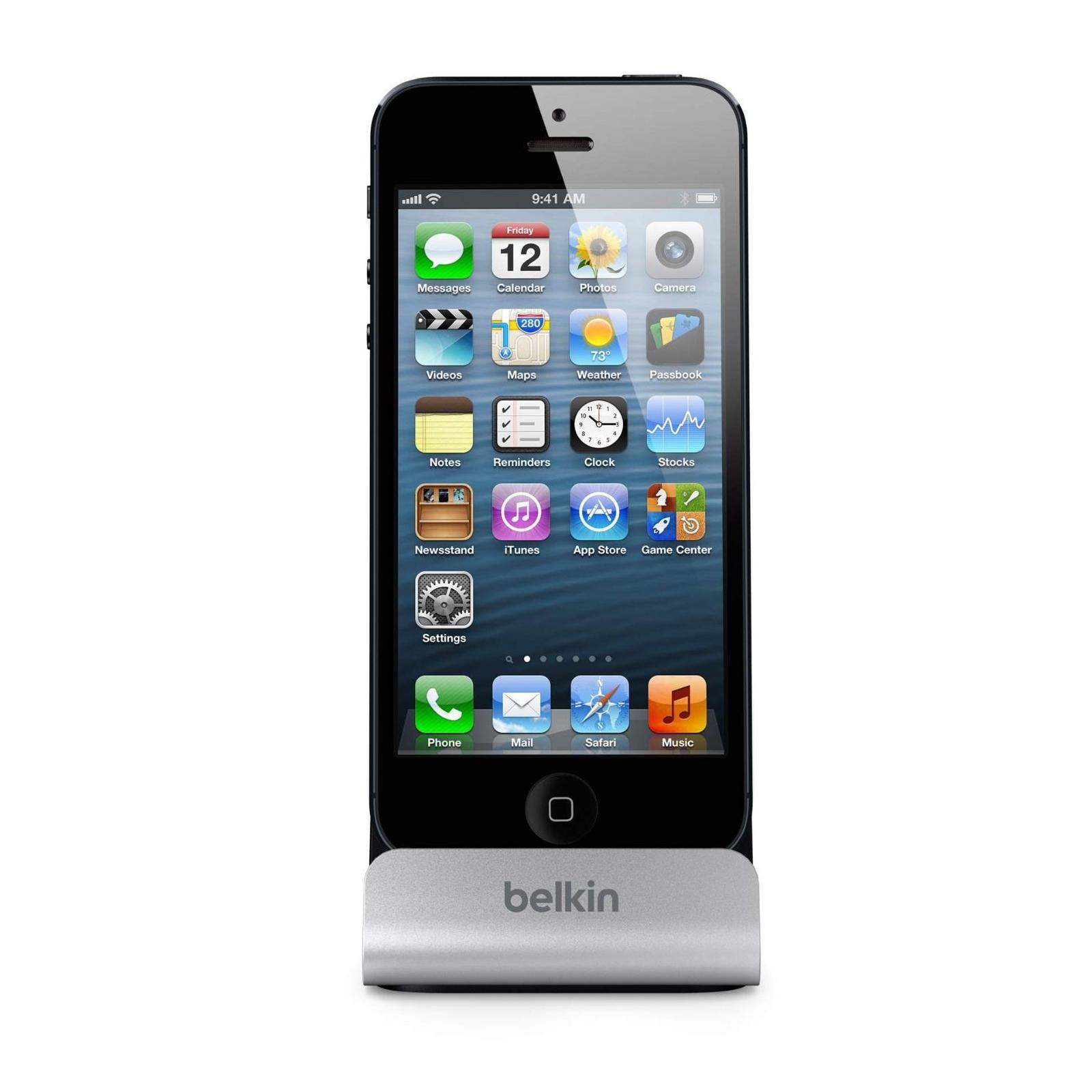 Док-станция Belkin Charge+Sync MIXIT iPhone 5 Dock (F8J045bt) изображение 7