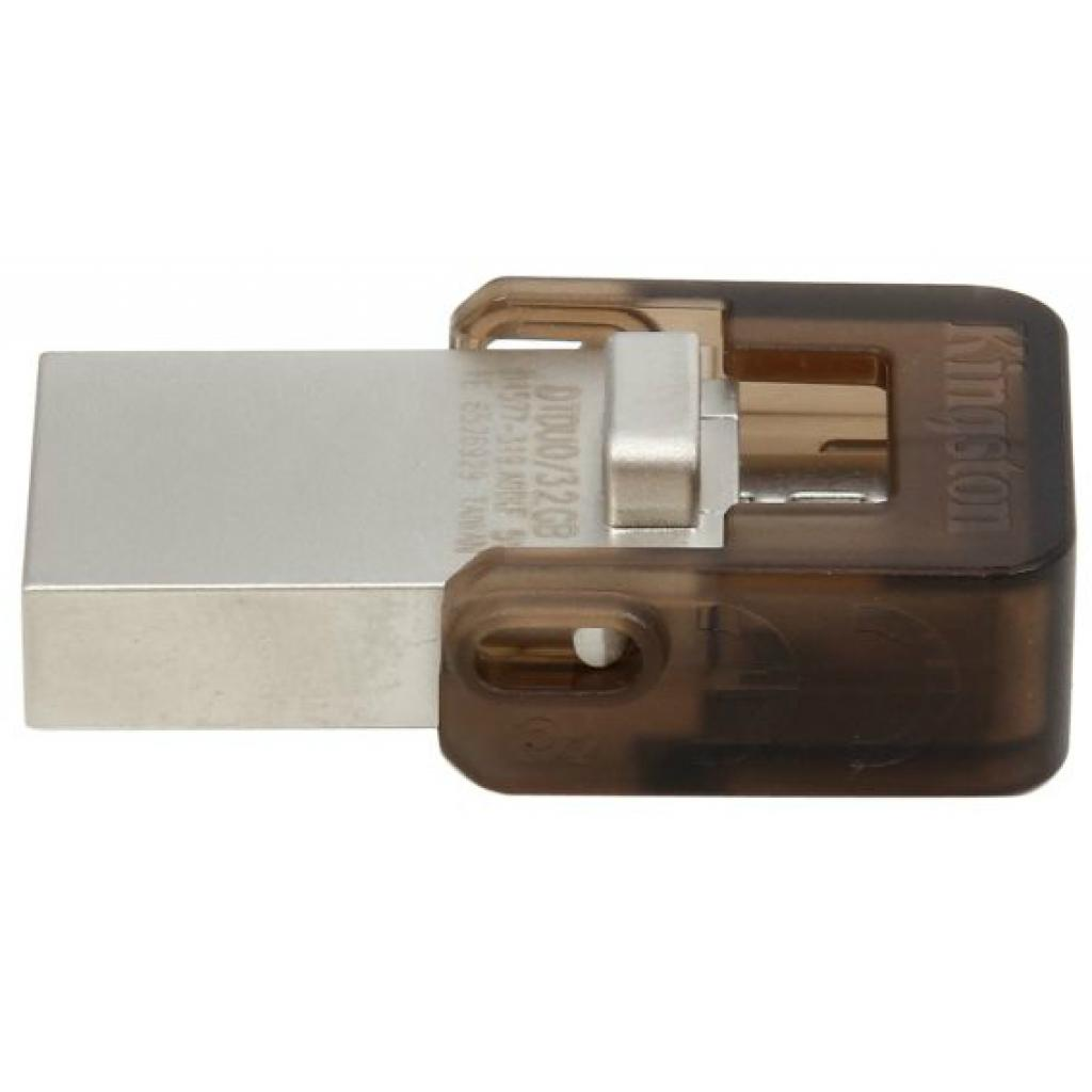 USB флеш накопитель Kingston 32Gb DT MicroDuo (DTDUO/32GB) изображение 4