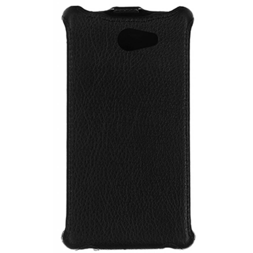Чехол для моб. телефона для Sony Xperia M2 (Black) Lux-flip Vellini (215808) изображение 2