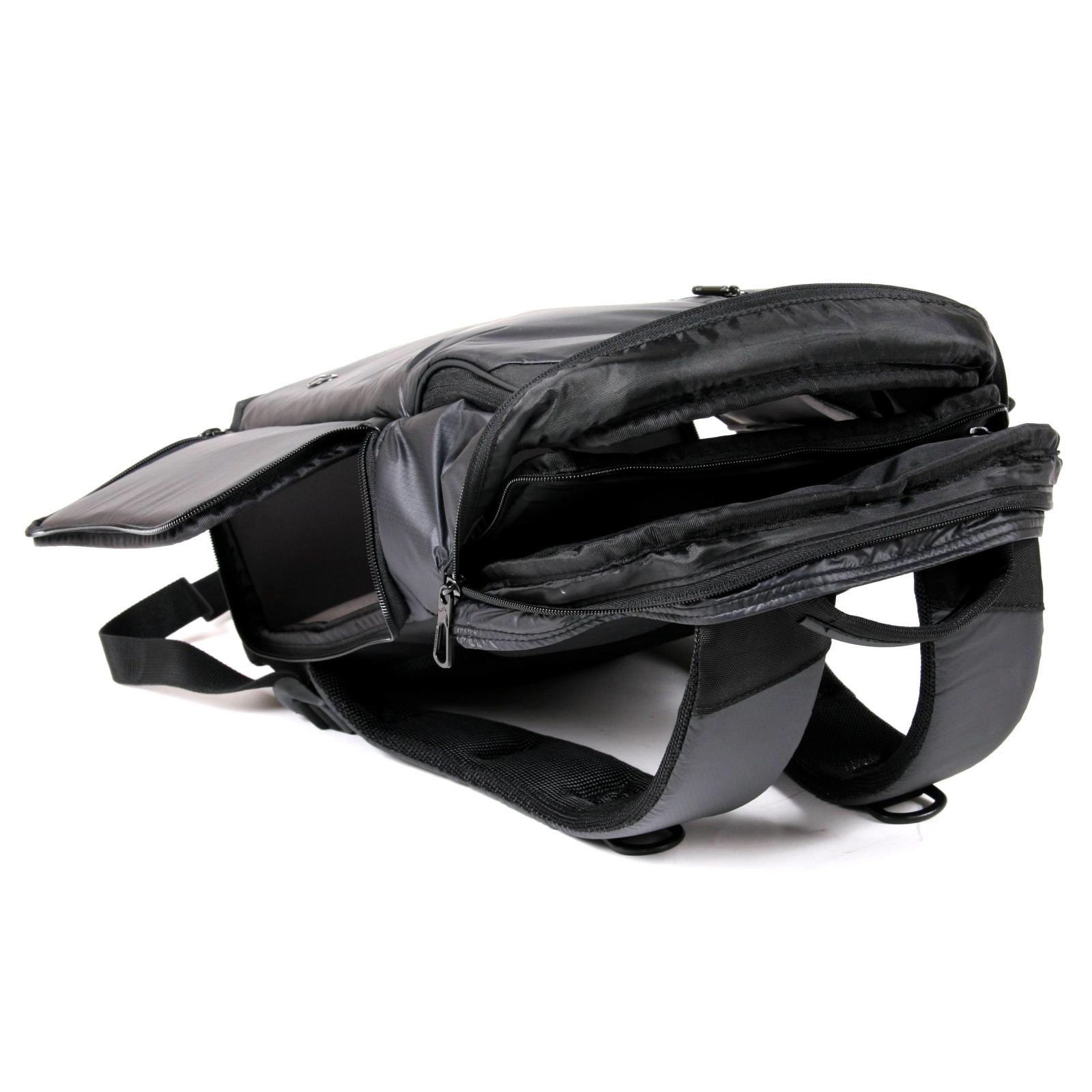 """Рюкзак для фототехники SUMDEX +NB 14"""" (NRC-404BK) изображение 2"""