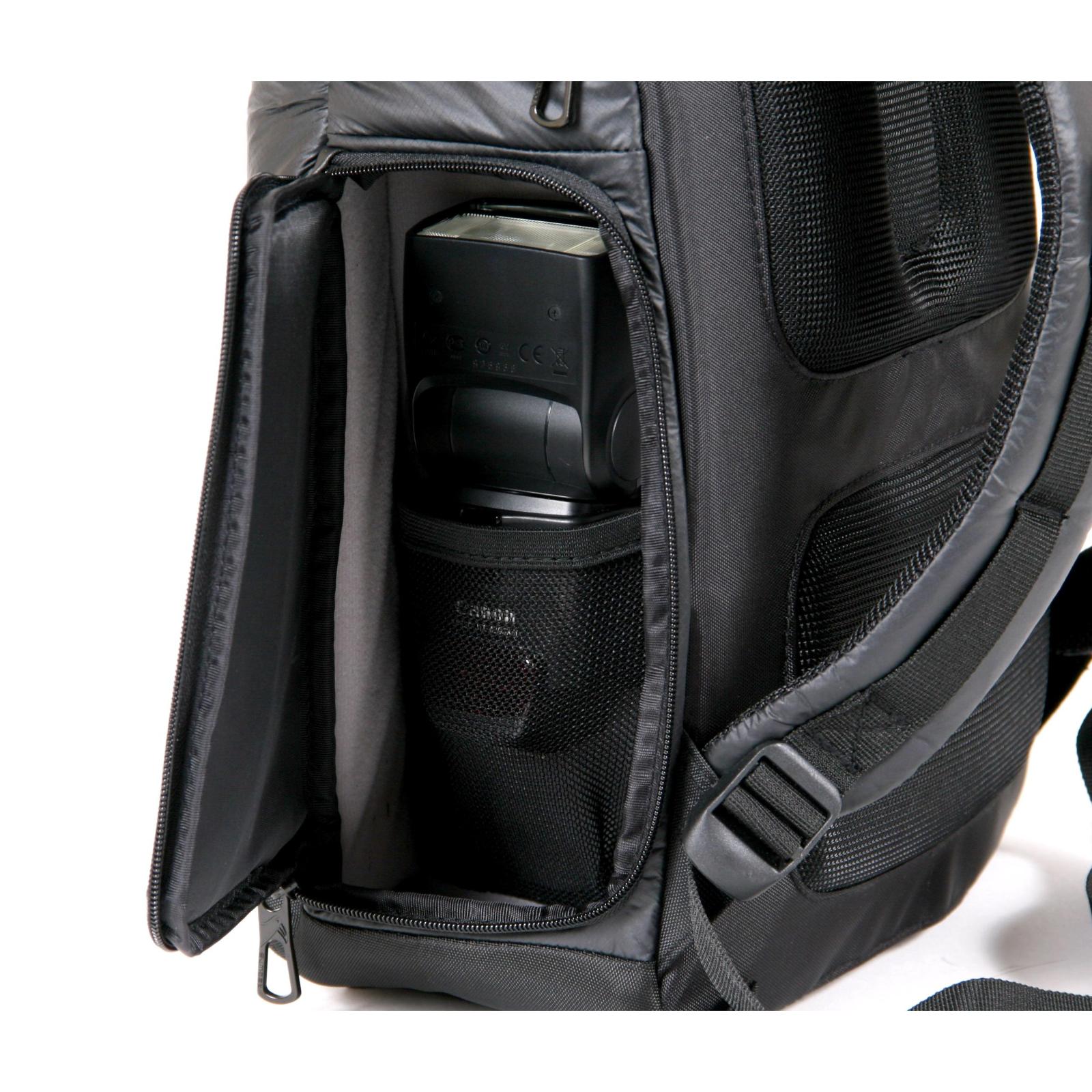 """Рюкзак для фототехники SUMDEX +NB 14"""" (NRC-404BK) изображение 4"""
