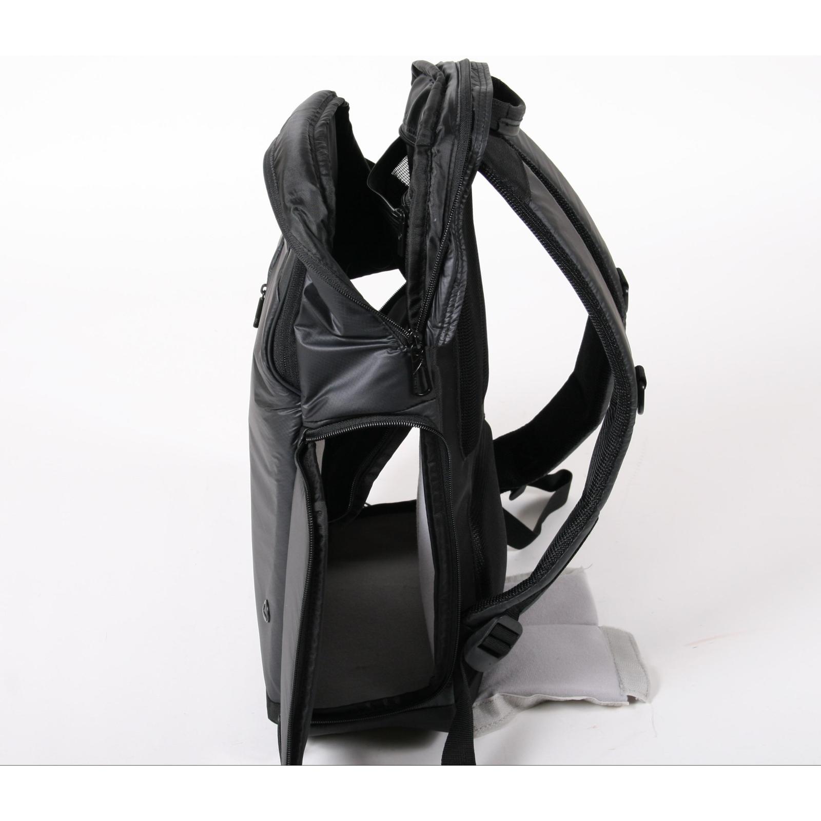 """Рюкзак для фототехники SUMDEX +NB 14"""" (NRC-404BK) изображение 5"""