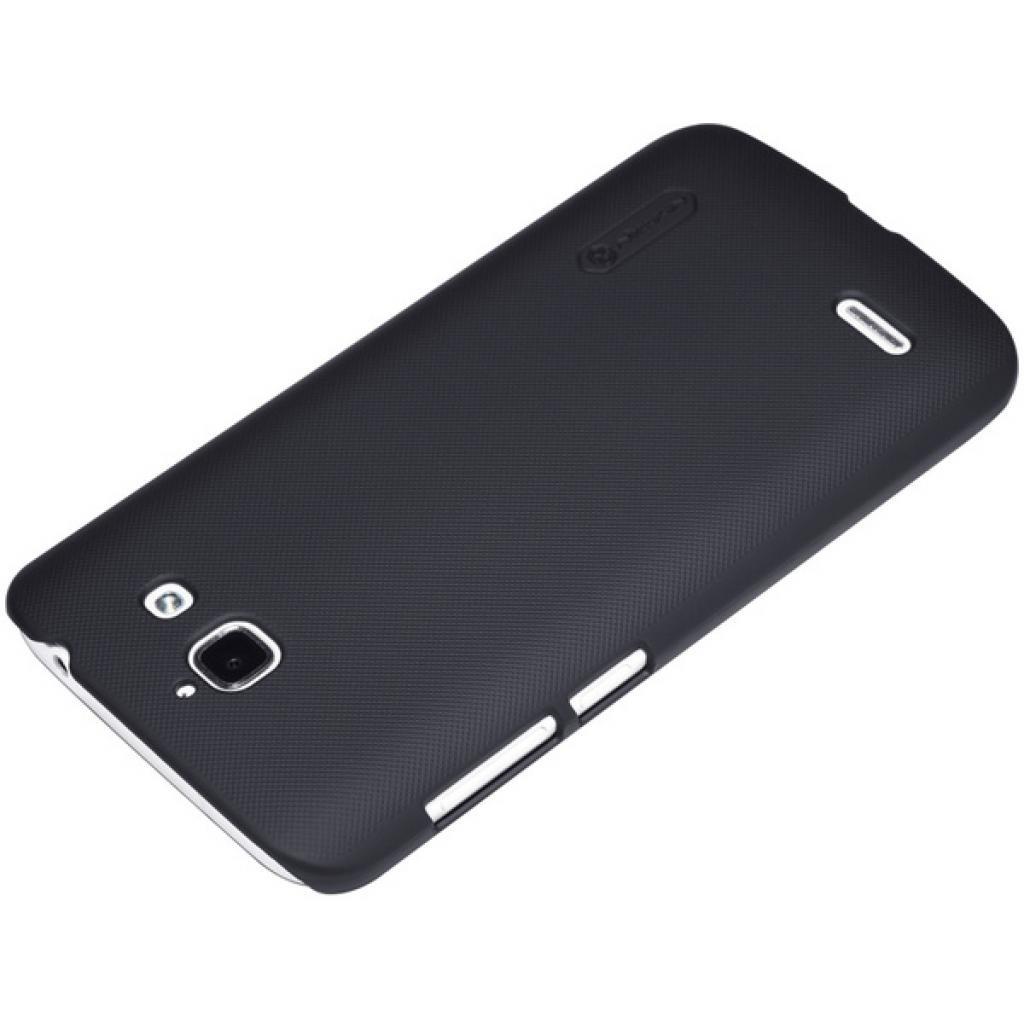 Чехол для моб. телефона NILLKIN для Huawei G730 /Super Frosted Shield/Black (6147119) изображение 2