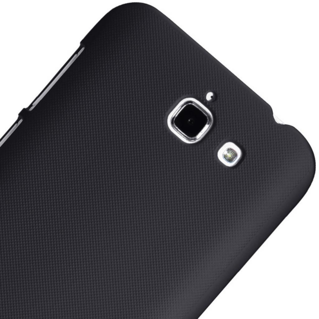 Чехол для моб. телефона NILLKIN для Huawei G730 /Super Frosted Shield/Black (6147119) изображение 3