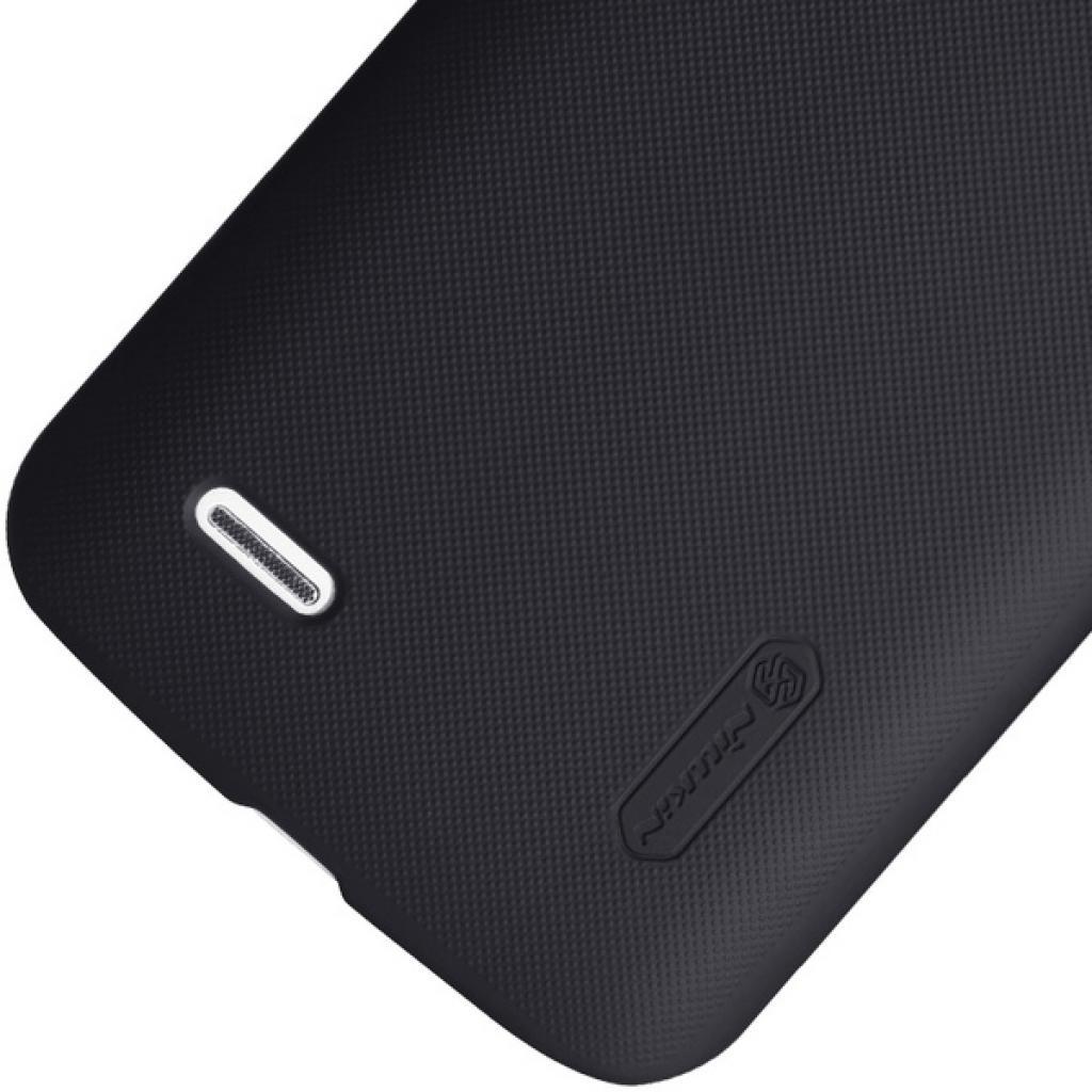 Чехол для моб. телефона NILLKIN для Huawei G730 /Super Frosted Shield/Black (6147119) изображение 4