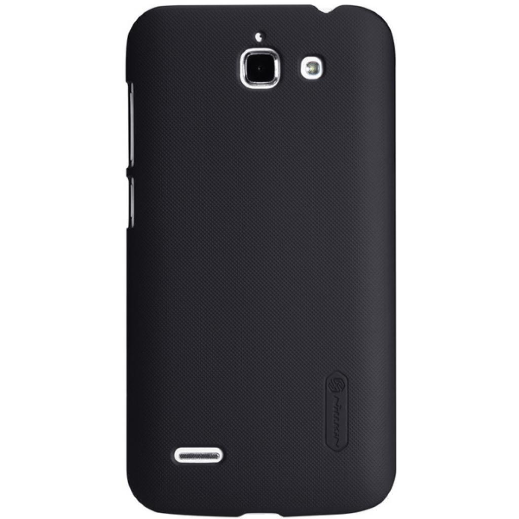 Чехол для моб. телефона NILLKIN для Huawei G730 /Super Frosted Shield/Black (6147119)