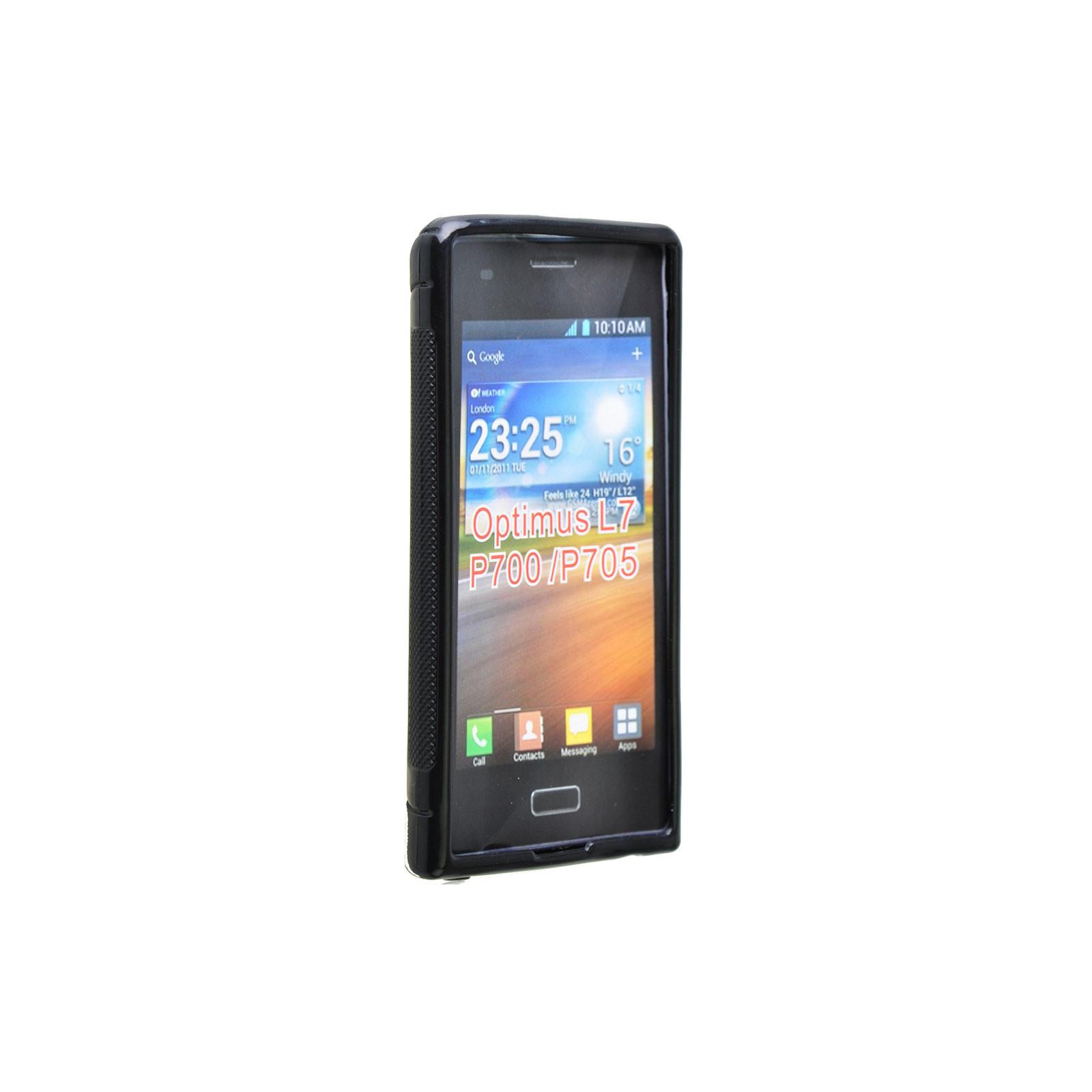 Чехол для моб. телефона Pro-case LG L7 dual black (PCPCL7B) изображение 2