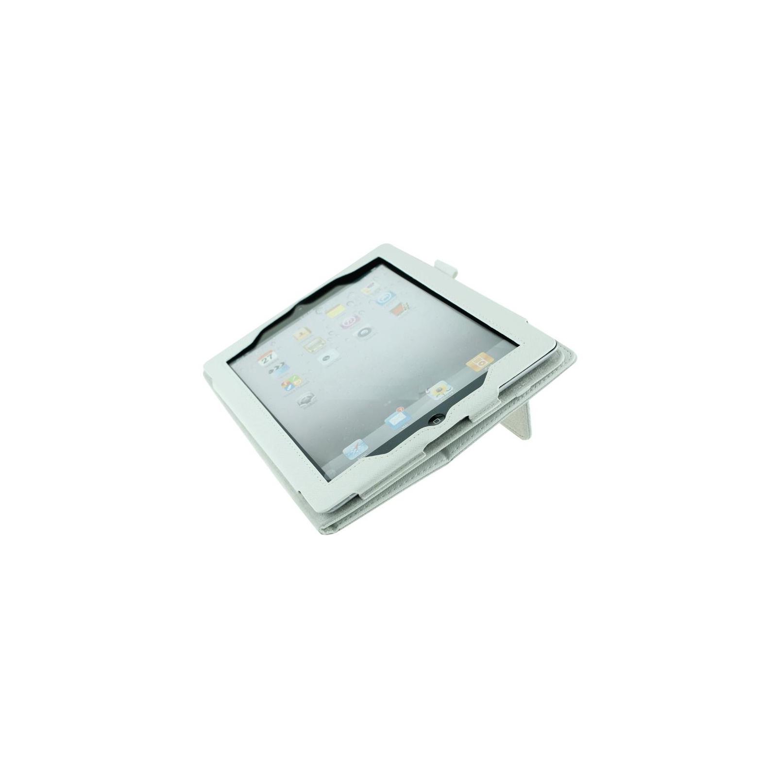 "Чехол для планшета iPearl 9,7"" New iPad з подставкою зелений (IP12-ADHD-08501E white) изображение 3"