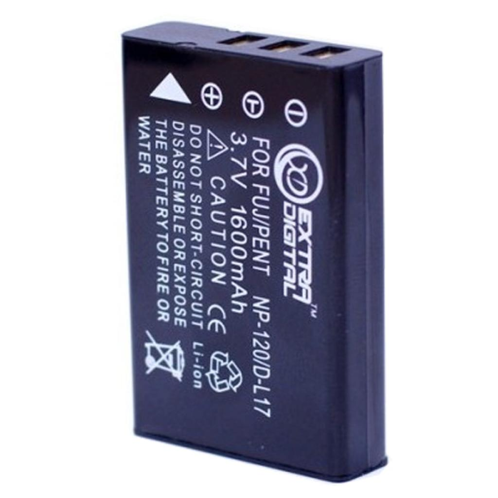 Аккумулятор к фото/видео EXTRADIGITAL Pentax D-LI7 (DV00DV1350) изображение 2