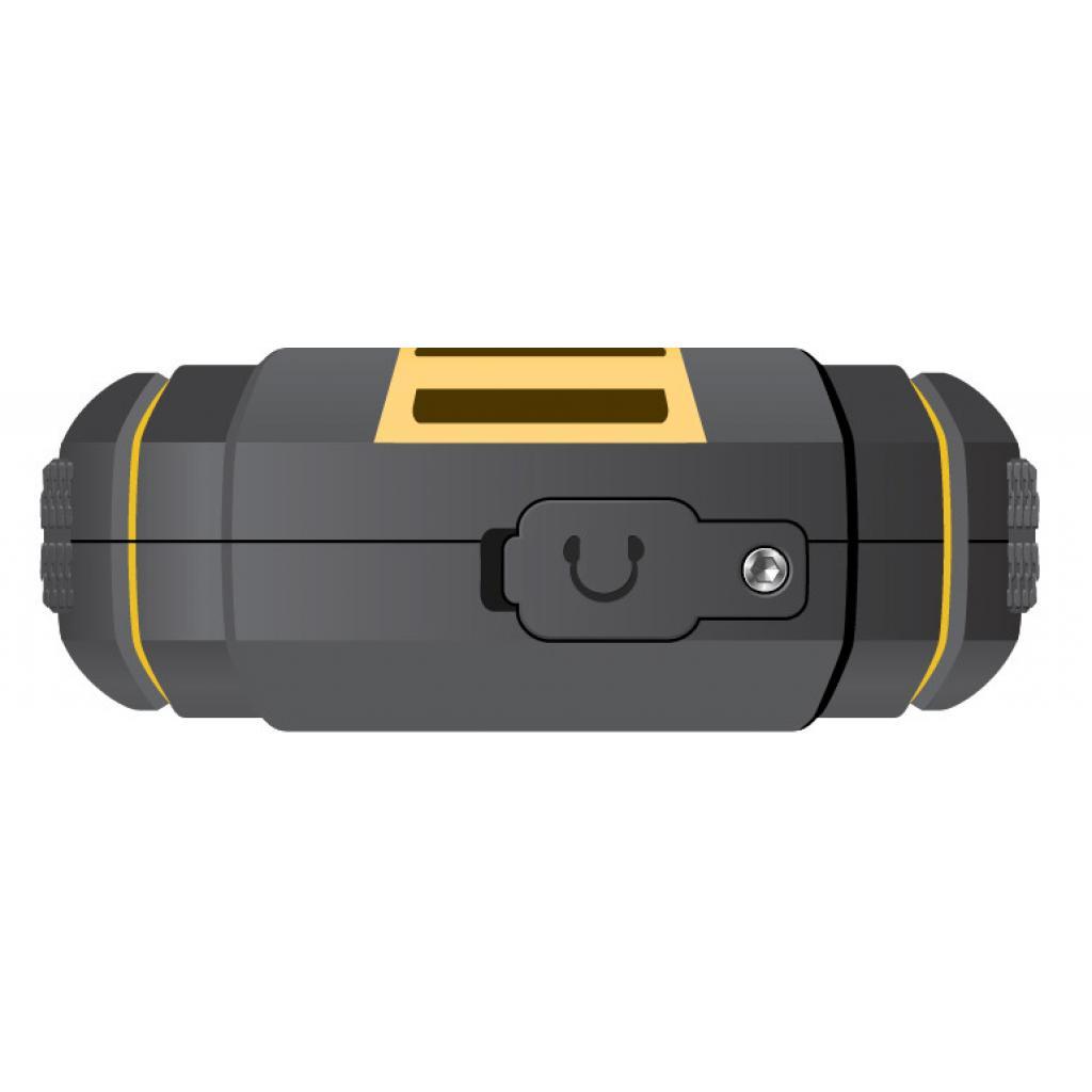 Мобильный телефон Astro A200 RX Black Yellow изображение 5