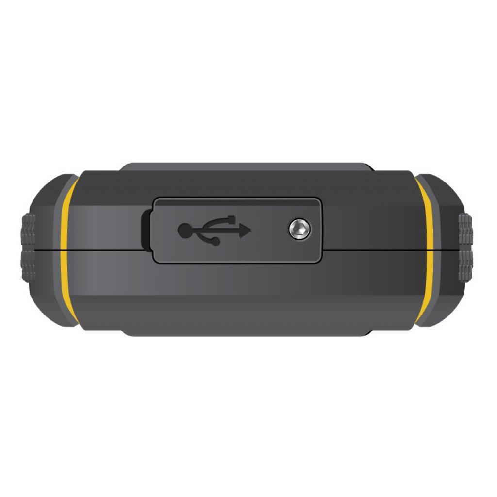 Мобильный телефон Astro A200 RX Black Yellow изображение 6