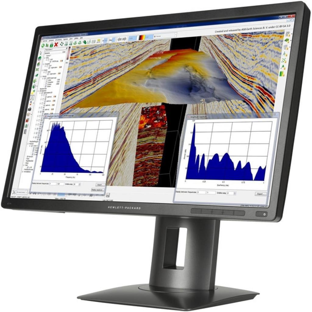 Монитор HP Z24s (J2W50A4) изображение 3