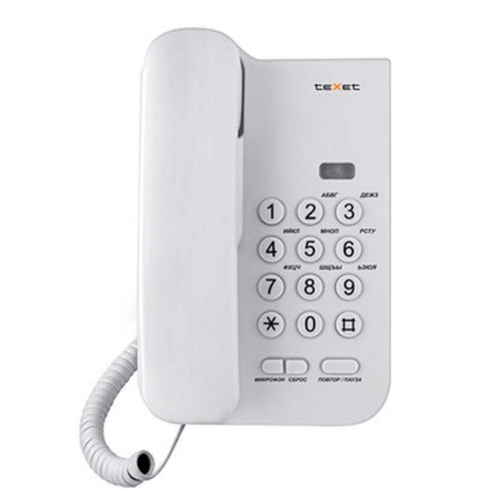 Телефон TEXET TX-212 Light-Grey (TX-212) изображение 2
