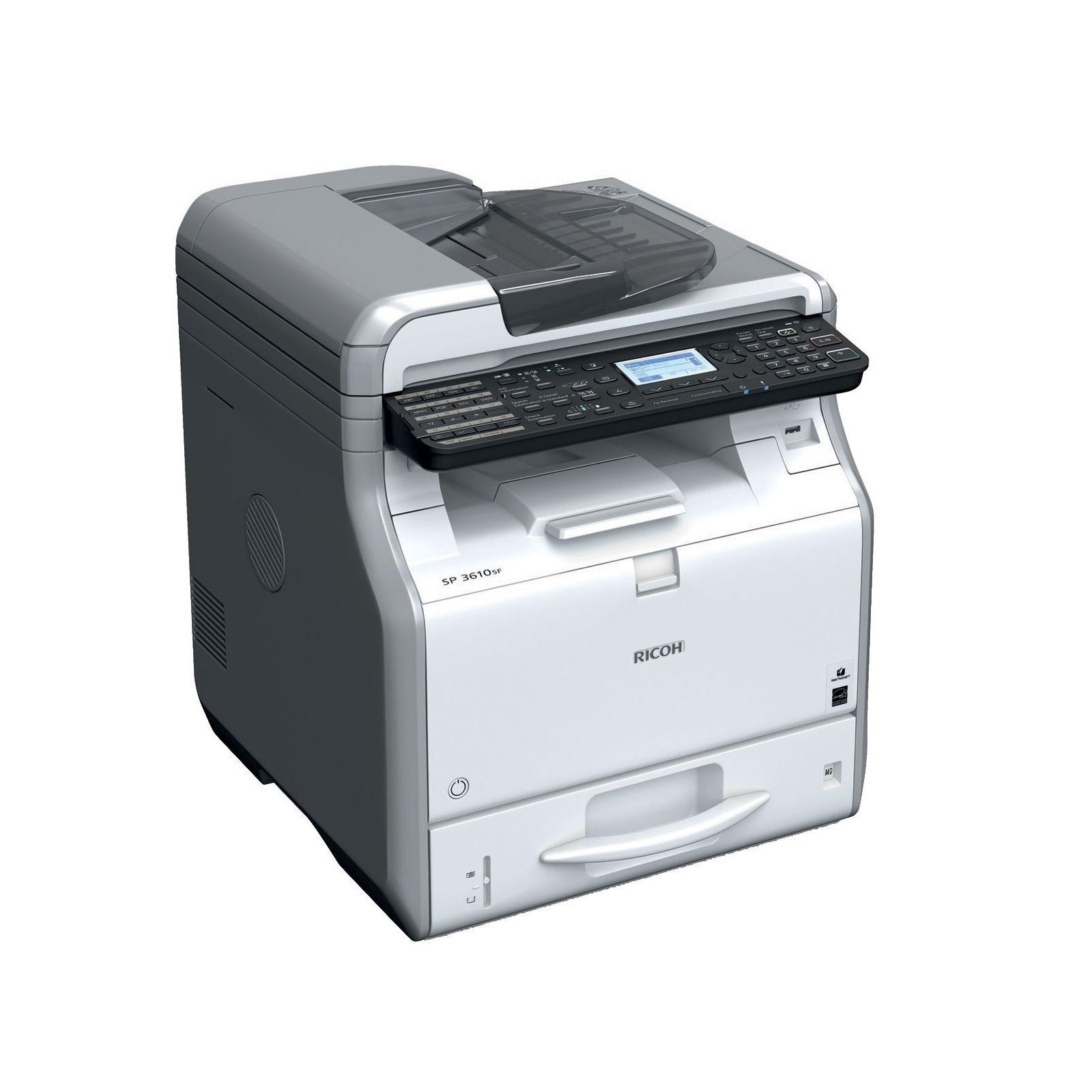 Многофункциональное устройство Ricoh SP 3610SF (407306) изображение 3