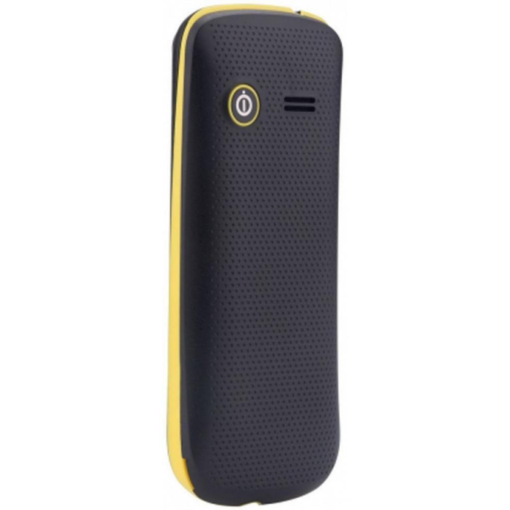Мобильный телефон Nomi i183 Black-Yellow изображение 6