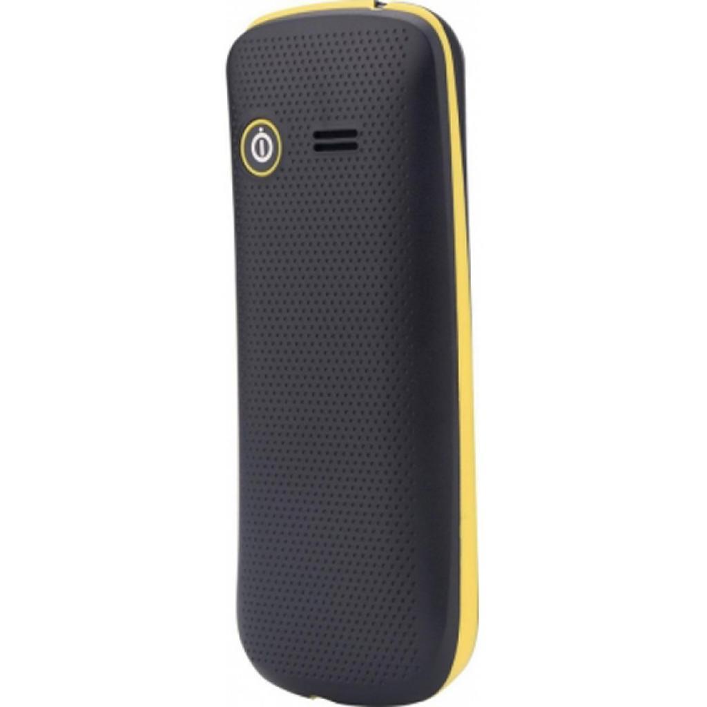Мобильный телефон Nomi i183 Black-Yellow изображение 7