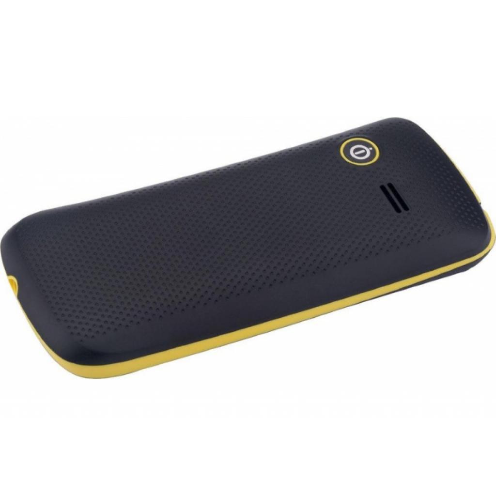 Мобильный телефон Nomi i183 Black-Yellow изображение 8