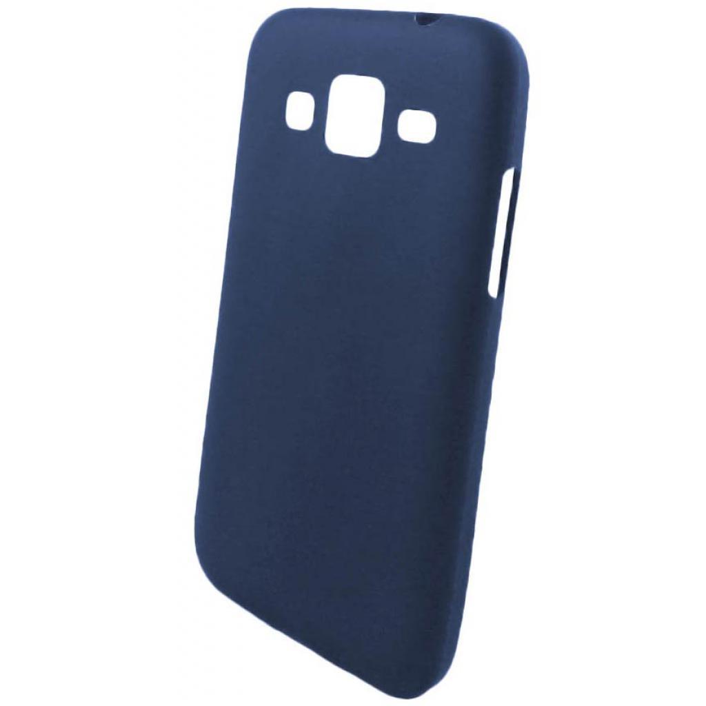 Чехол для моб. телефона GLOBAL для Samsung G360/G361 Galaxy Core Prime (синий) (1283126467578)