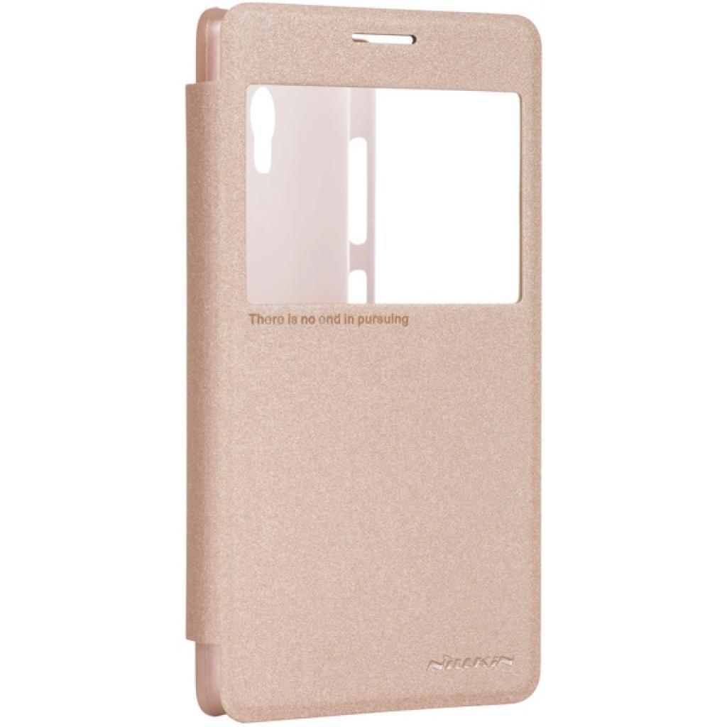 Чехол для моб. телефона NILLKIN для Lenovo Vibe P1 Gold (6248070) (6248070)