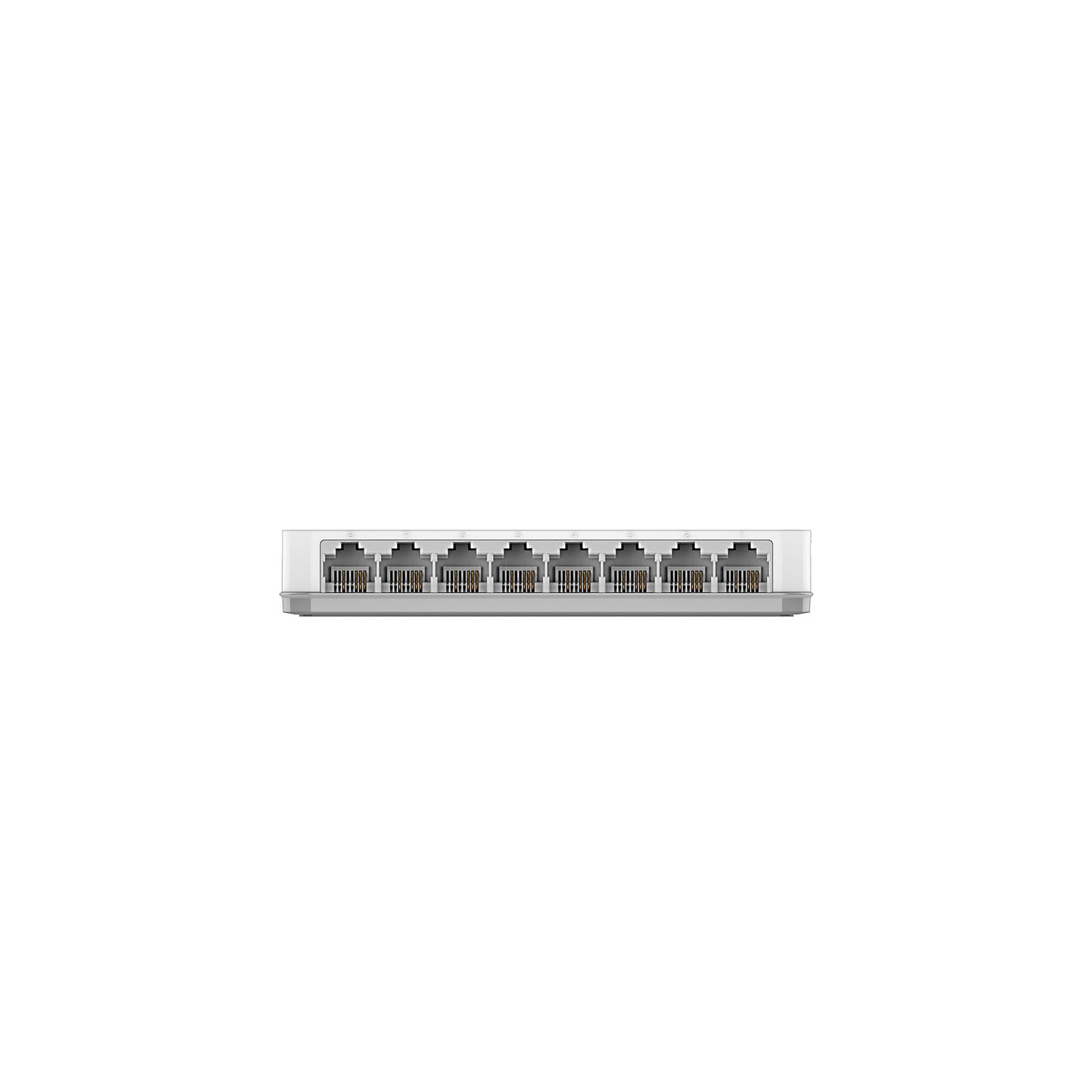 Коммутатор сетевой D-Link DES-1008C изображение 2