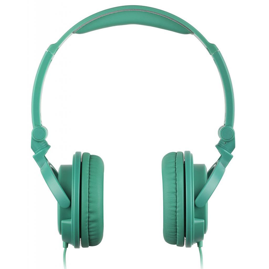 Наушники KitSound KS iD On-Ear Headphones with In-Line Mic Green (KSIDGR) изображение 2