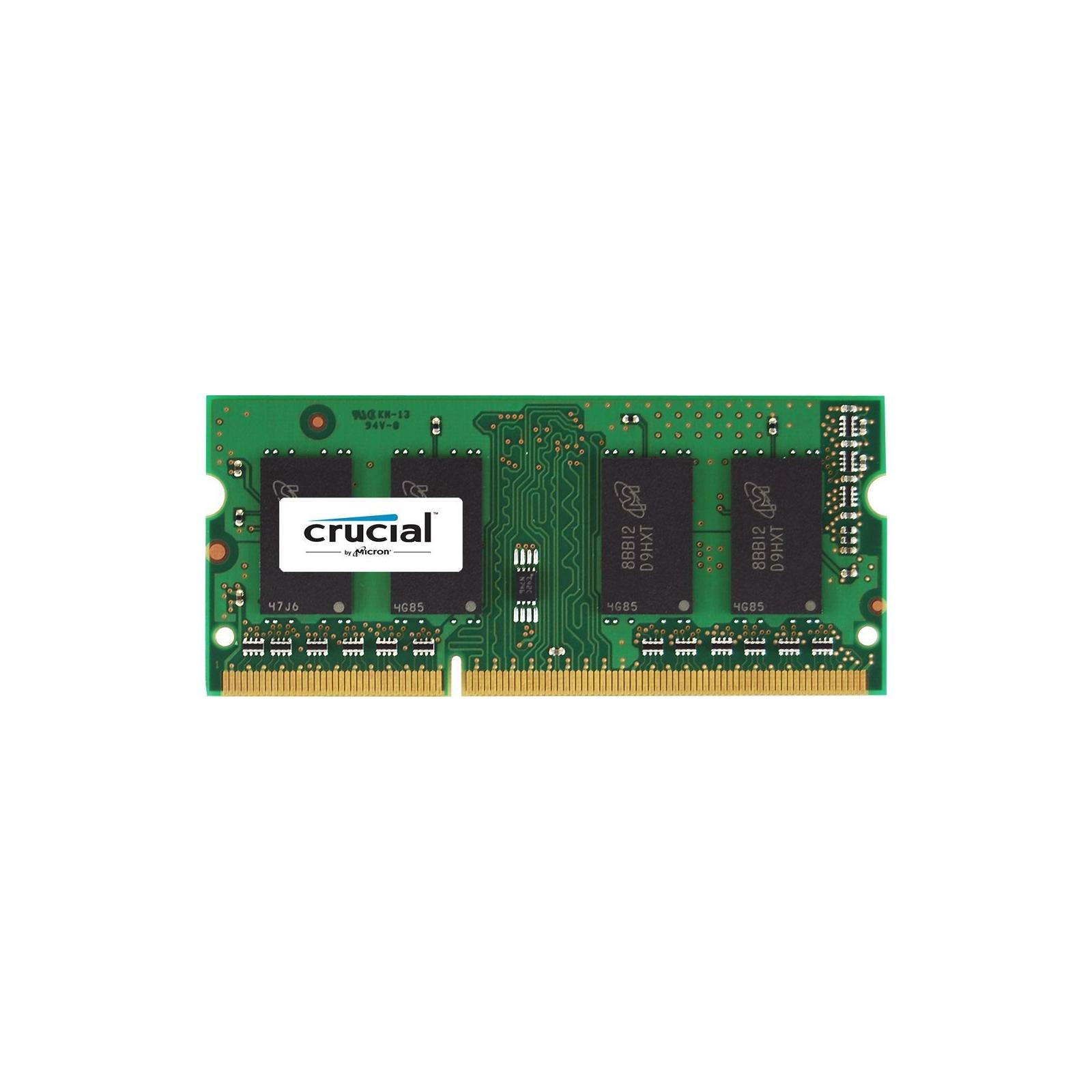 Модуль памяти для ноутбука SoDIMM DDR3 8GB 1866 MHz MICRON (CT102464BF186D)
