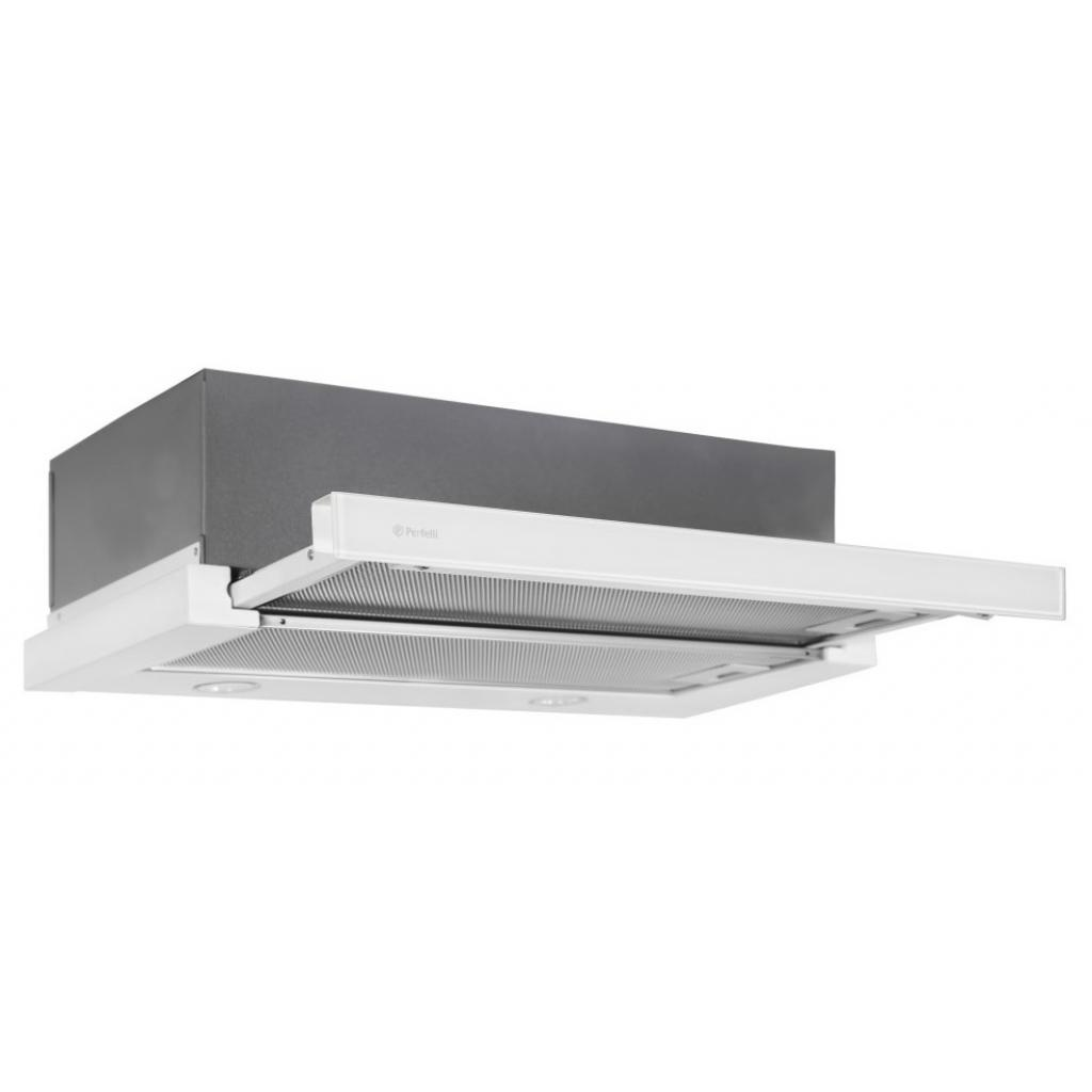 Вытяжка кухонная PERFELLI TLS 6632 W LED изображение 2