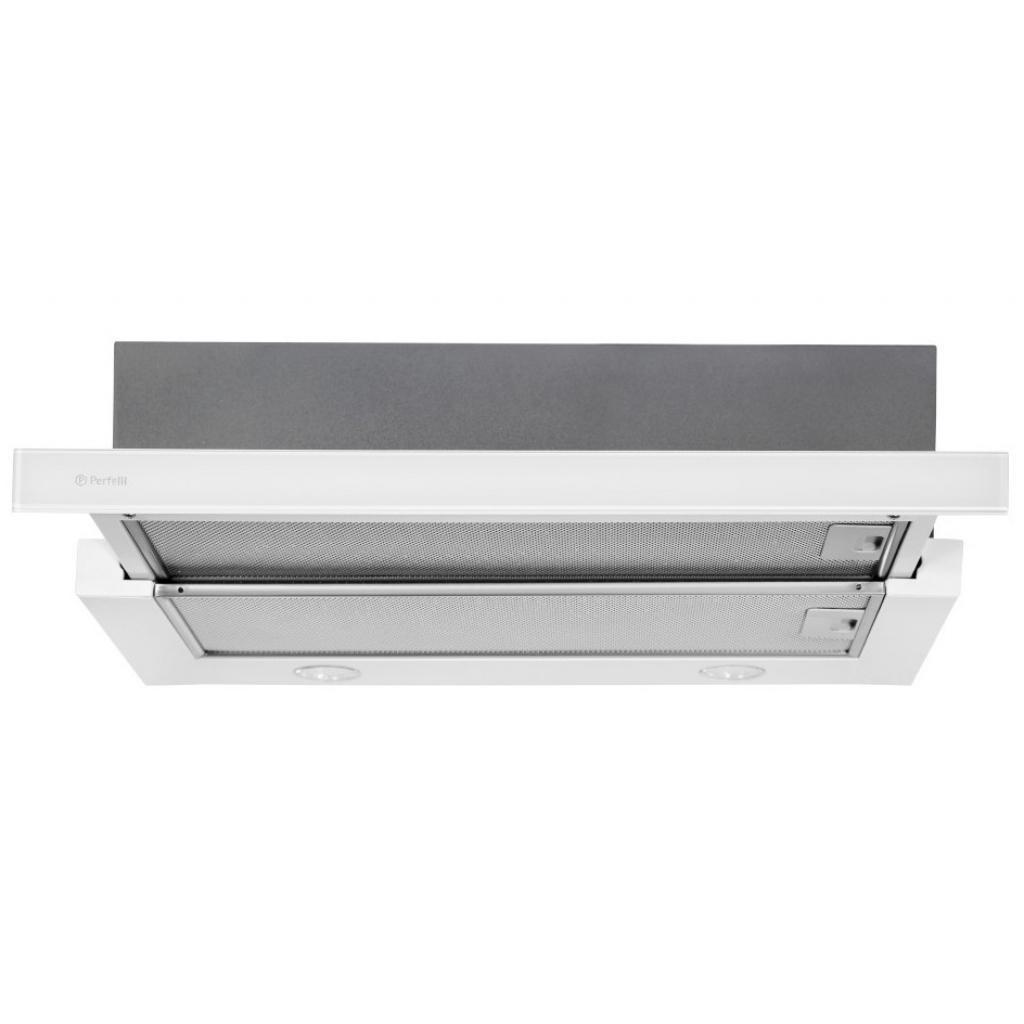 Вытяжка кухонная PERFELLI TLS 6632 W LED