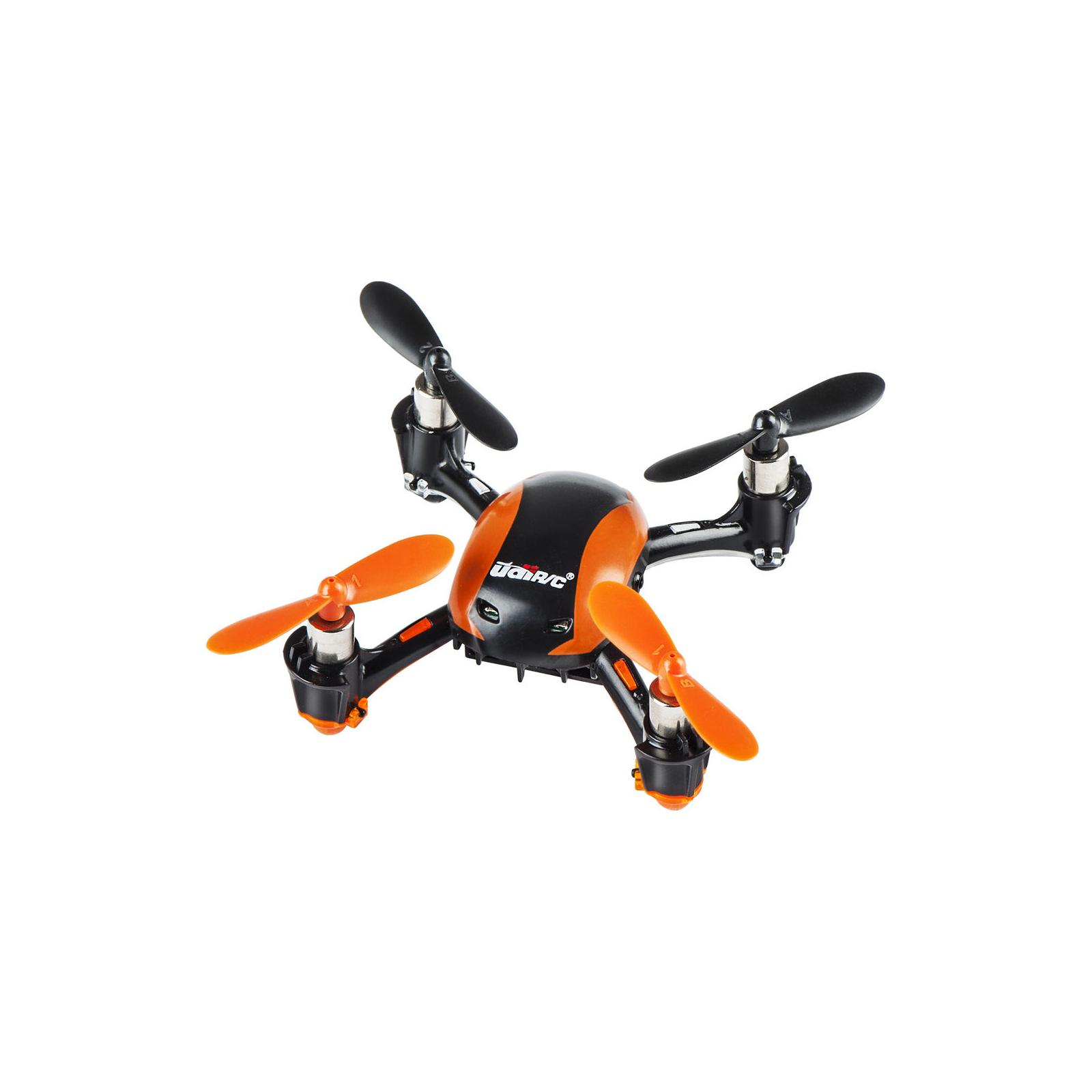 Квадрокоптер UDIRC U839 2,4 GHz 45 мм мини 4 CH встроенный гироскоп (U839 Orange) изображение 2