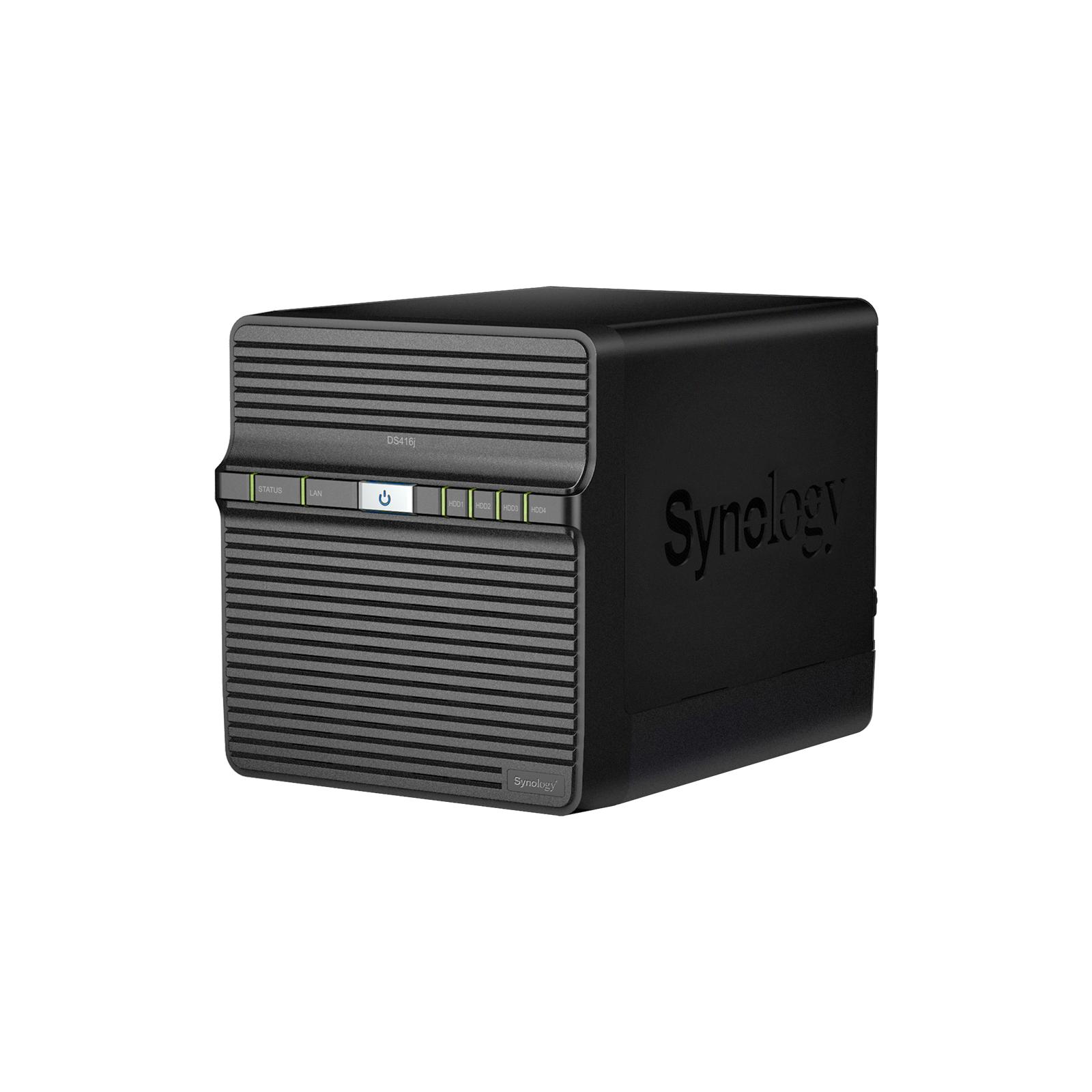 NAS Synology DS416J изображение 5
