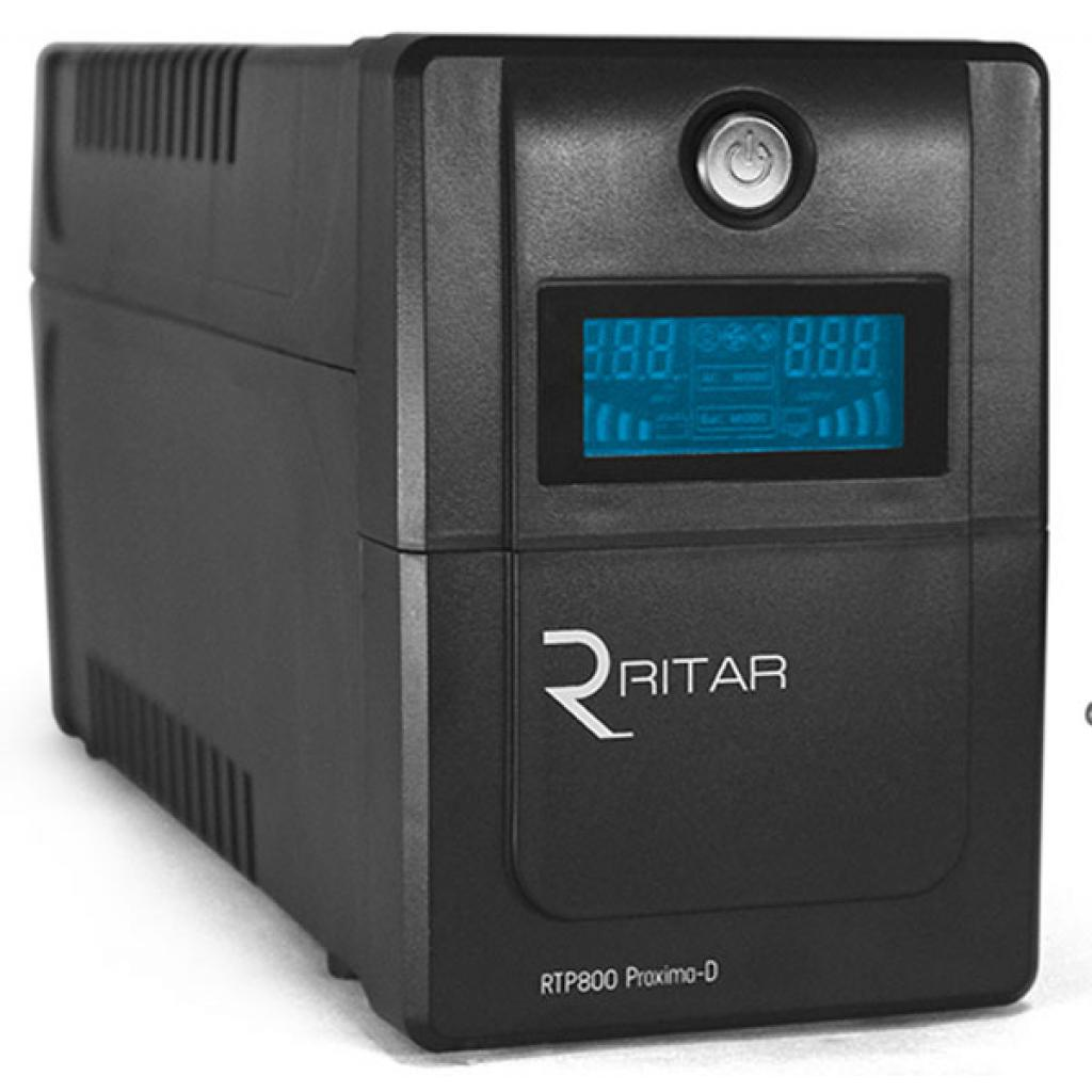 Источник бесперебойного питания Ritar RTP800 (480W) Proxima-D (RTP800D)