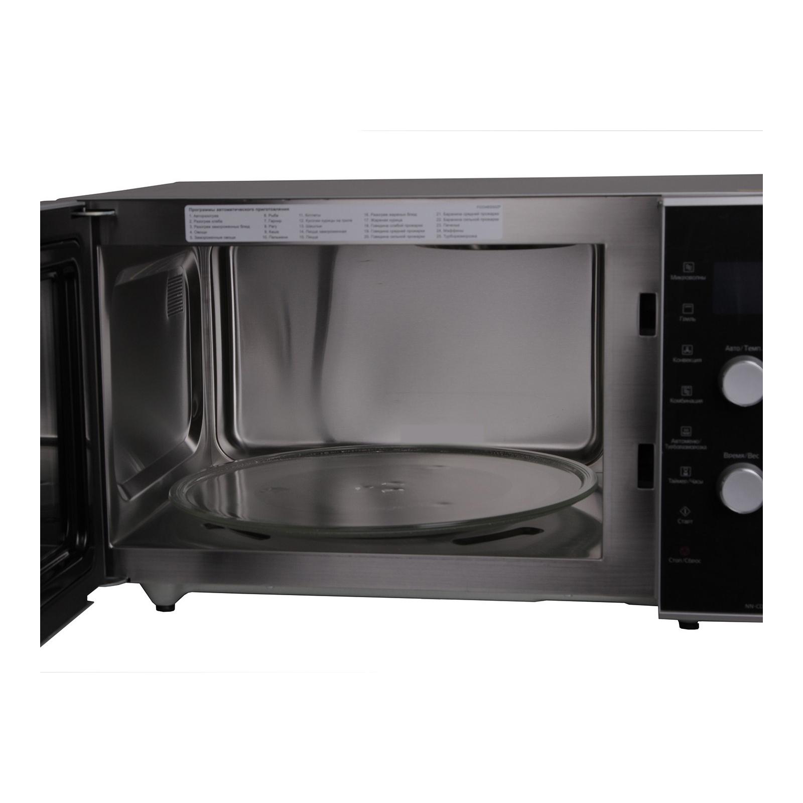 Микроволновая печь PANASONIC NN-CD565BZPE изображение 2