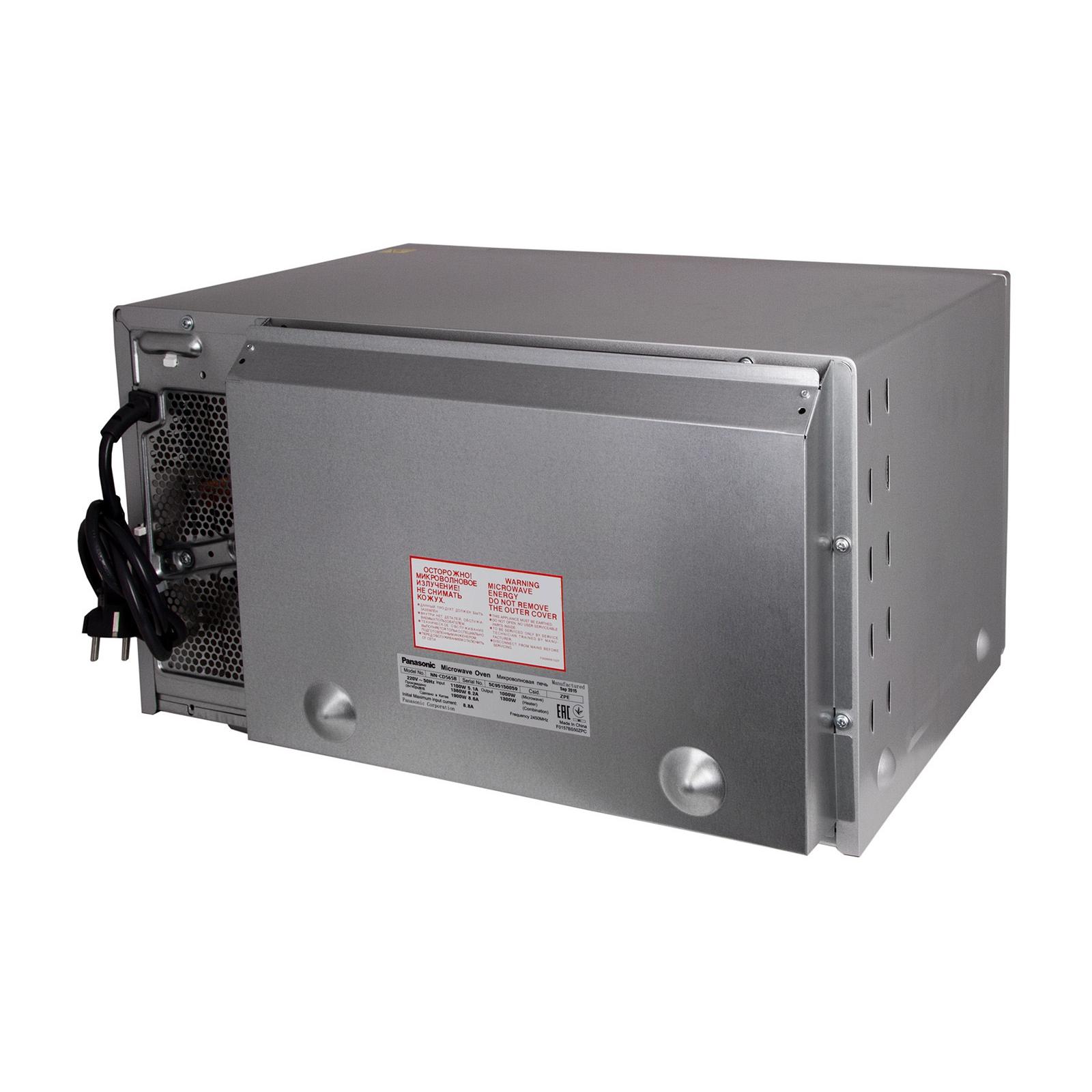 Микроволновая печь PANASONIC NN-CD565BZPE изображение 3