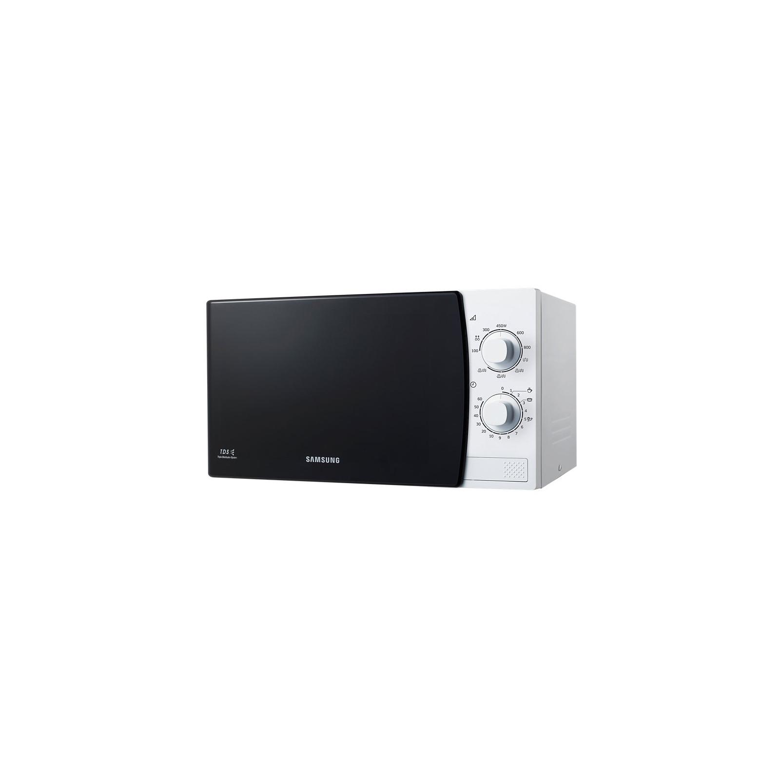 Микроволновая печь Samsung GE 81 KRW-1/BW (GE81KRW-1/BW) изображение 2