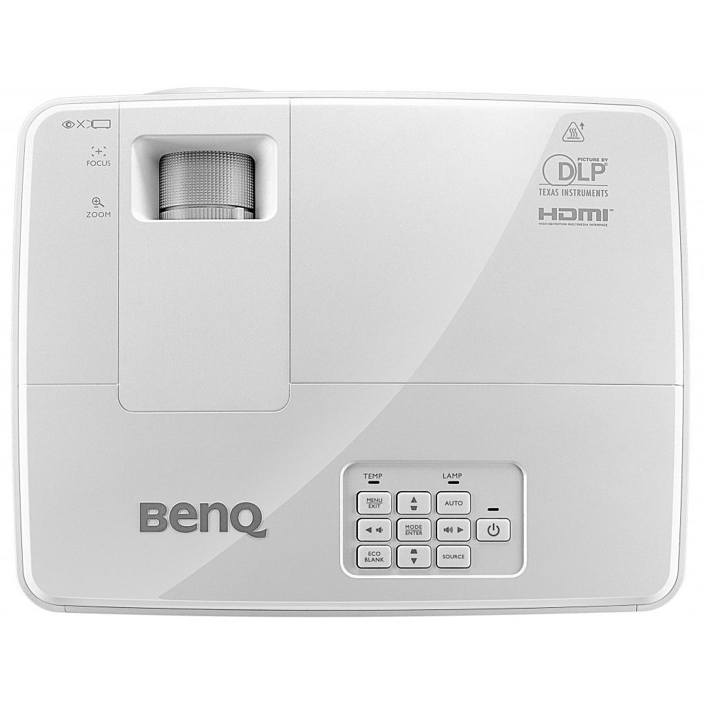 Проектор BENQ MX528 изображение 5