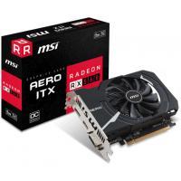 Видеокарта MSI Radeon RX 560 4096Mb AERO ITX OC (RX 560 AERO ITX 4G OC)