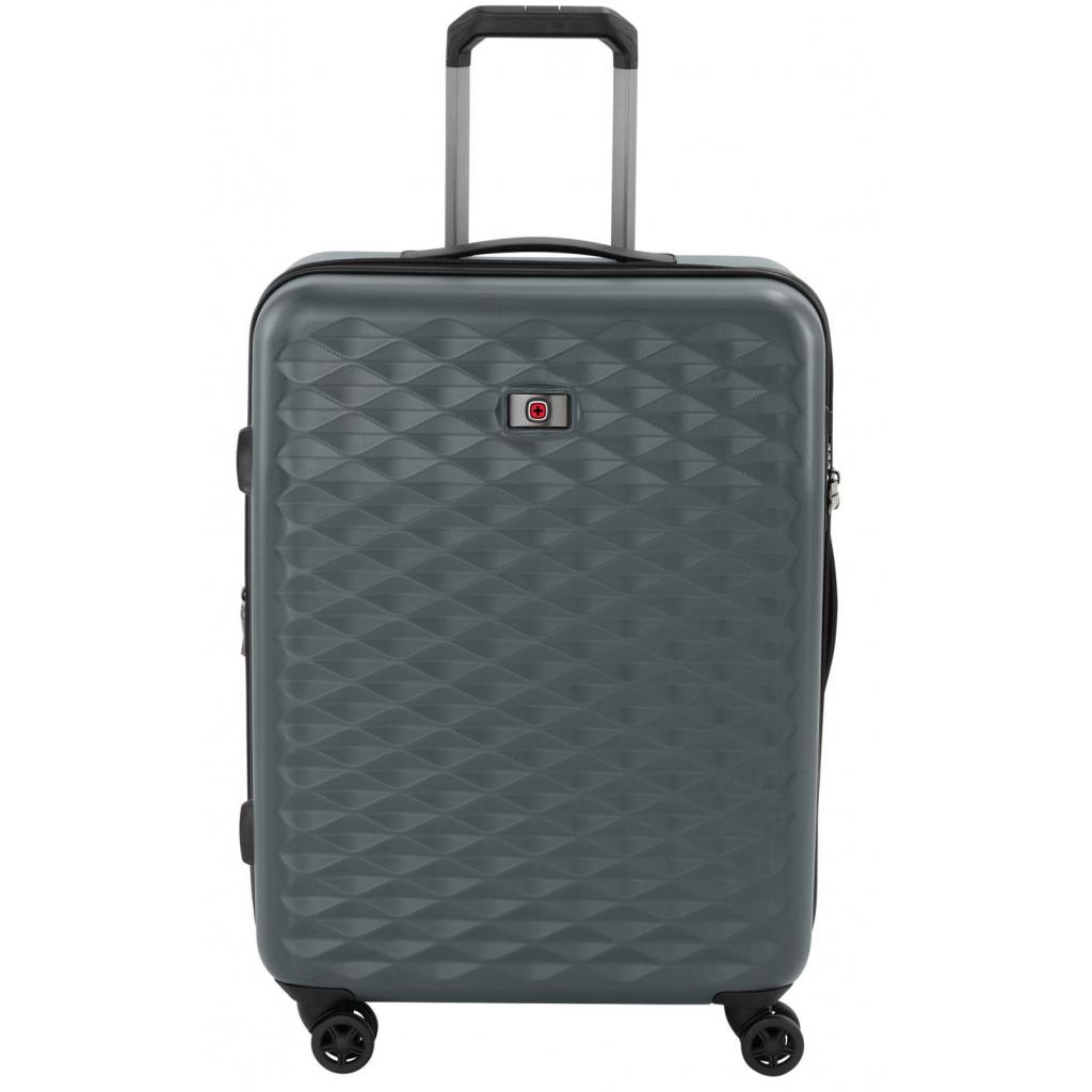 """Набор чемоданов Wenger Lumen, (20""""+24""""+28""""), 4 колеса (серый) (604335) изображение 6"""