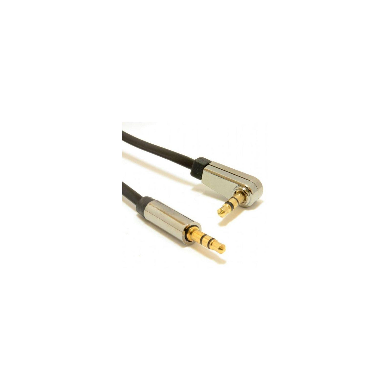Кабель мультимедийный Jack 3.5mm male/Jack 3.5mm male 1.8m Cablexpert (CCAP-444L-6) изображение 2