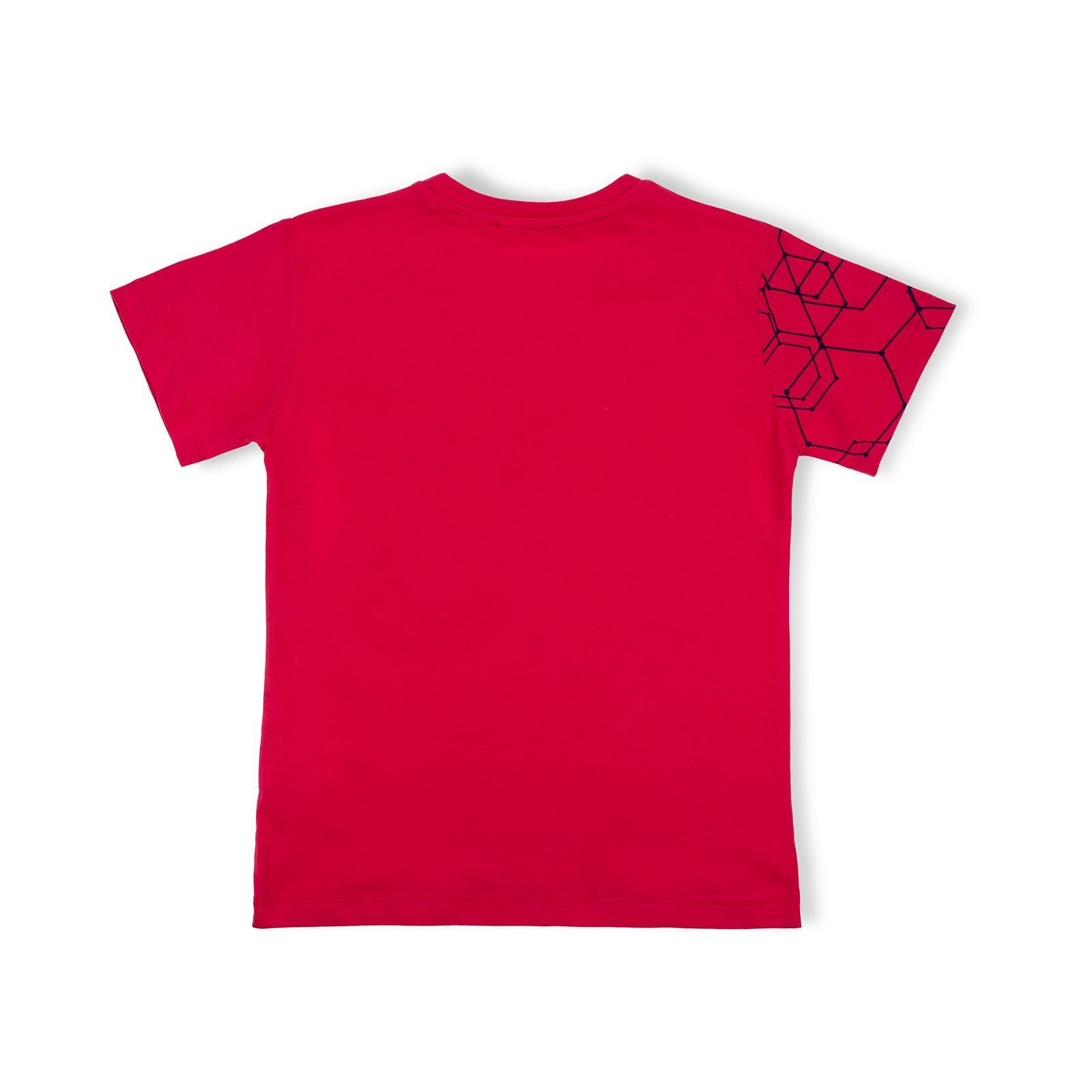"Футболка детская Breeze ""STRATEGY"" (10152-1348B-red) изображение 2"