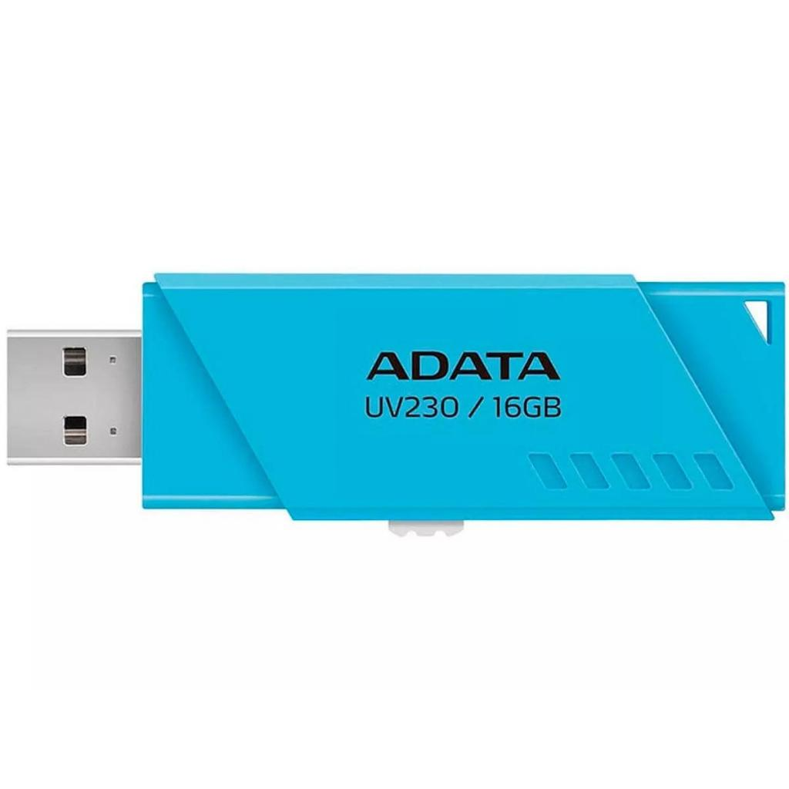 USB флеш накопитель ADATA 16GB UV230 Blue USB 2.0 (AUV230-16G-RBL)
