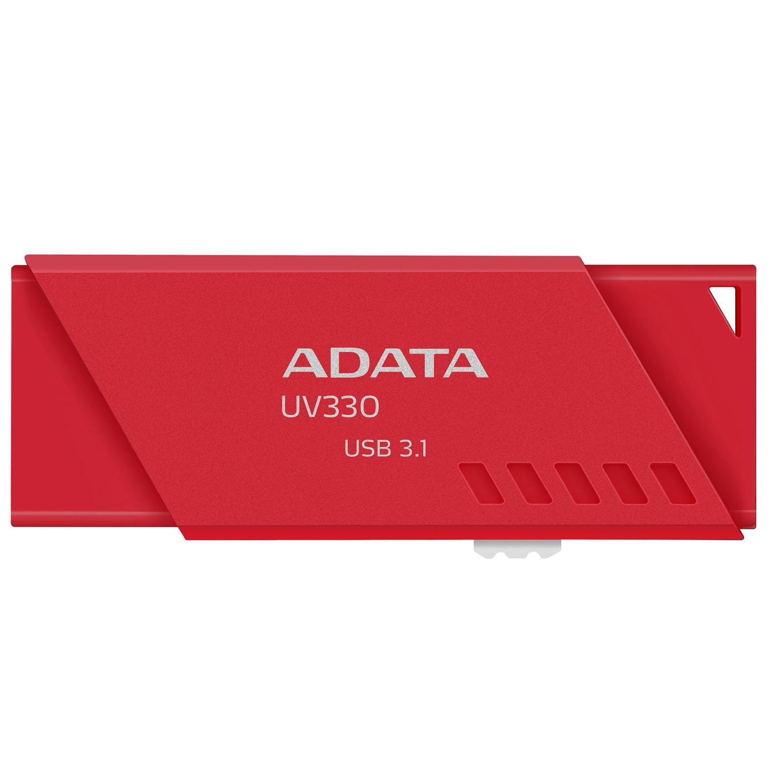 USB флеш накопитель ADATA 32GB UV330 Black USB 3.1 (AUV330-32G-RBK)
