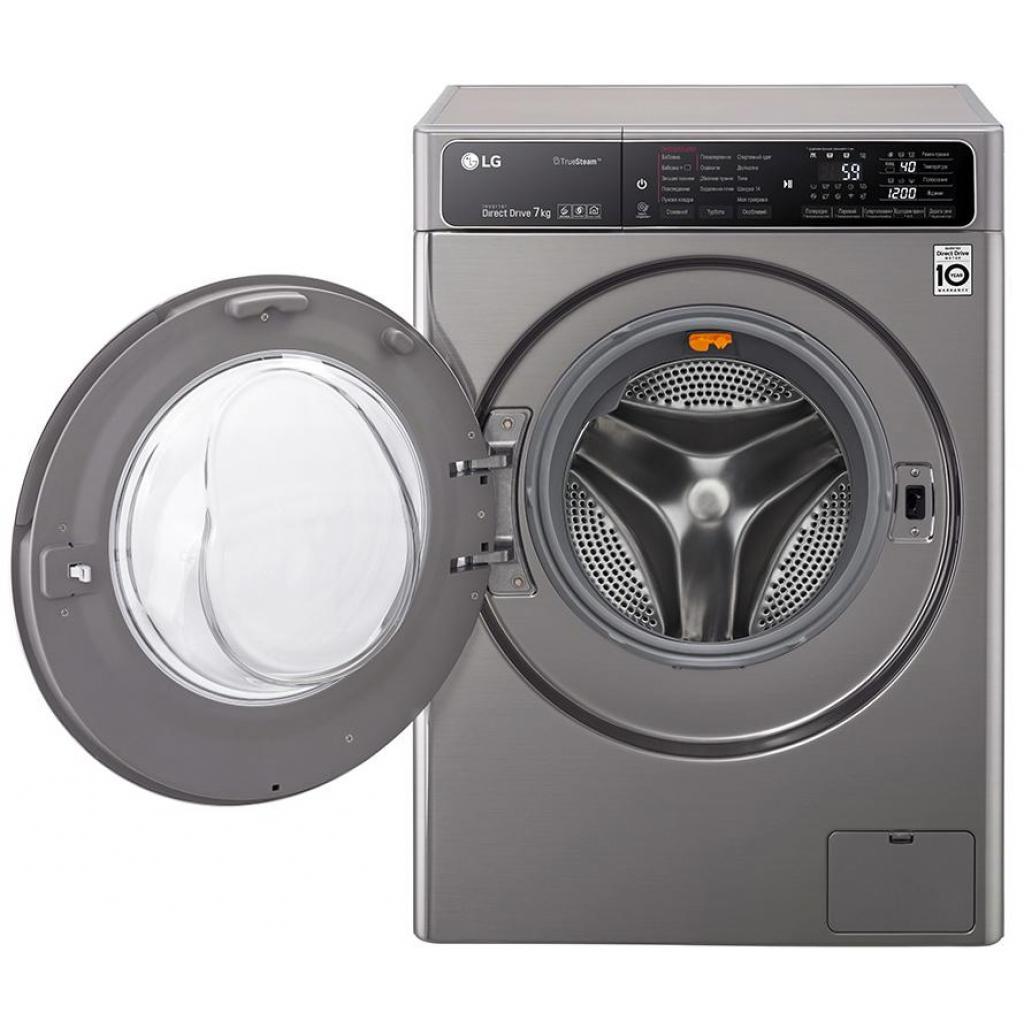 Стиральная машина LG F2H9HS2S изображение 6