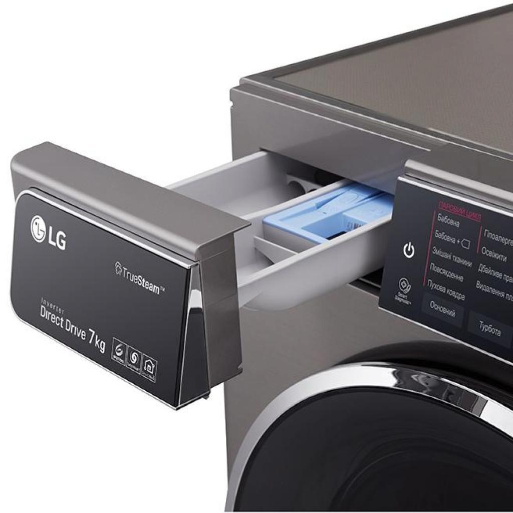 Стиральная машина LG F2H9HS2S изображение 8