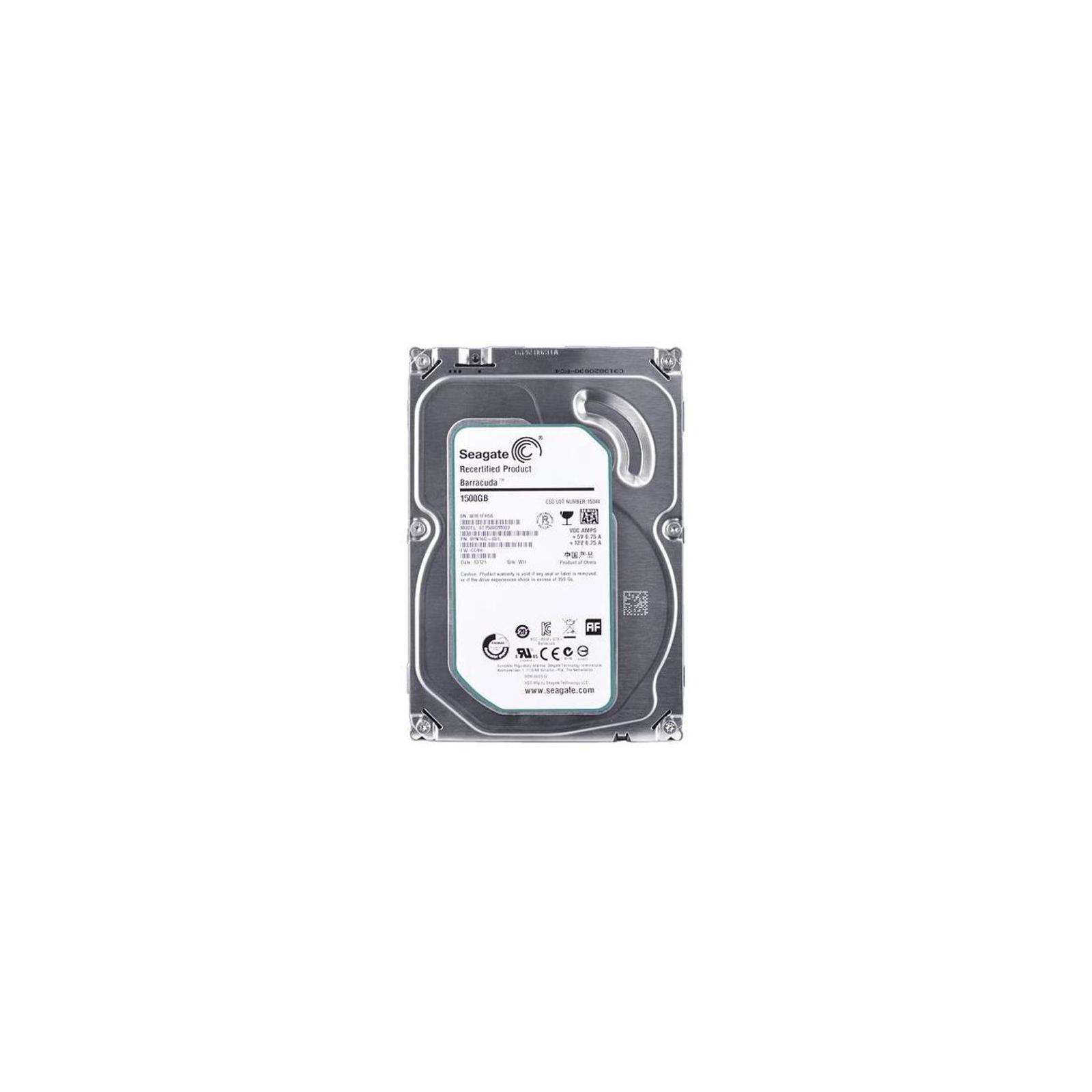 "Жесткий диск 3.5"" 1.5TB Seagate (# ST1500DM003-FR #)"