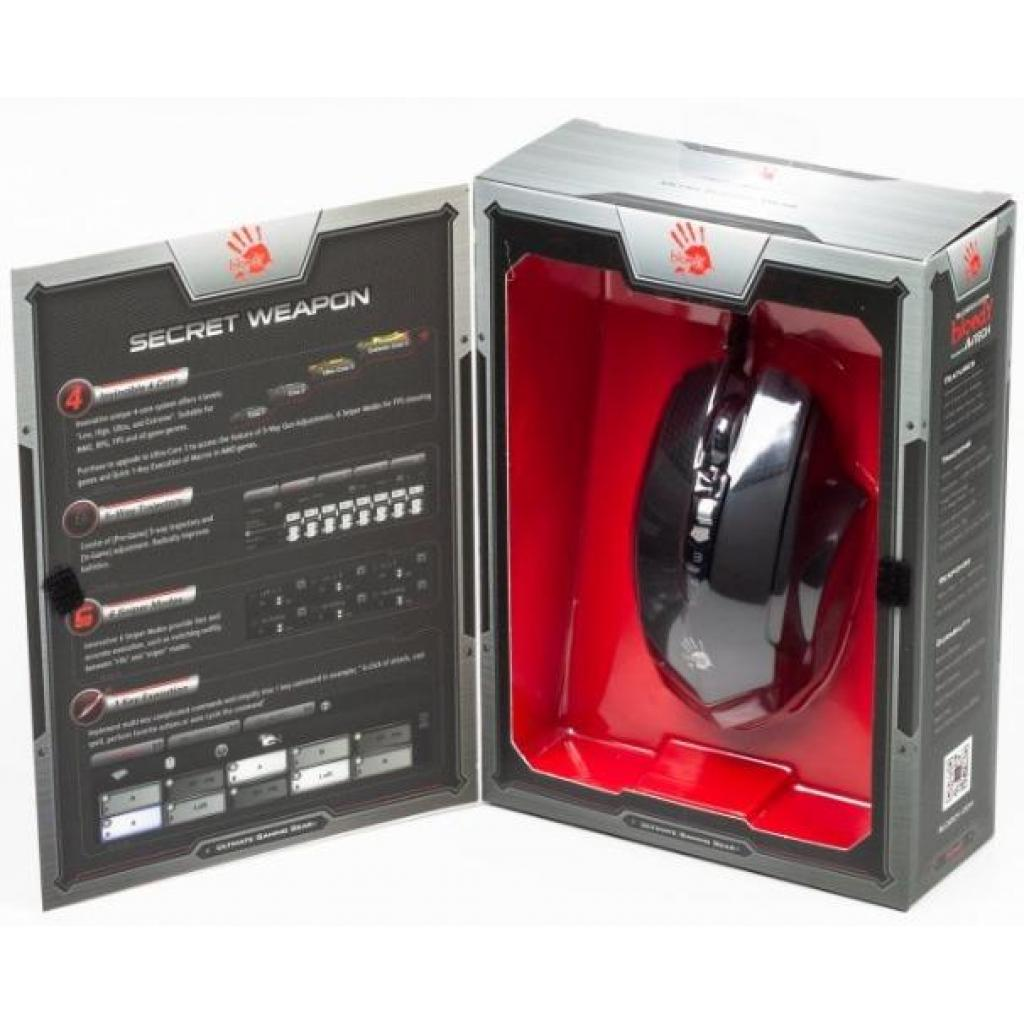 Мышка A4tech Bloody T70A Black изображение 6